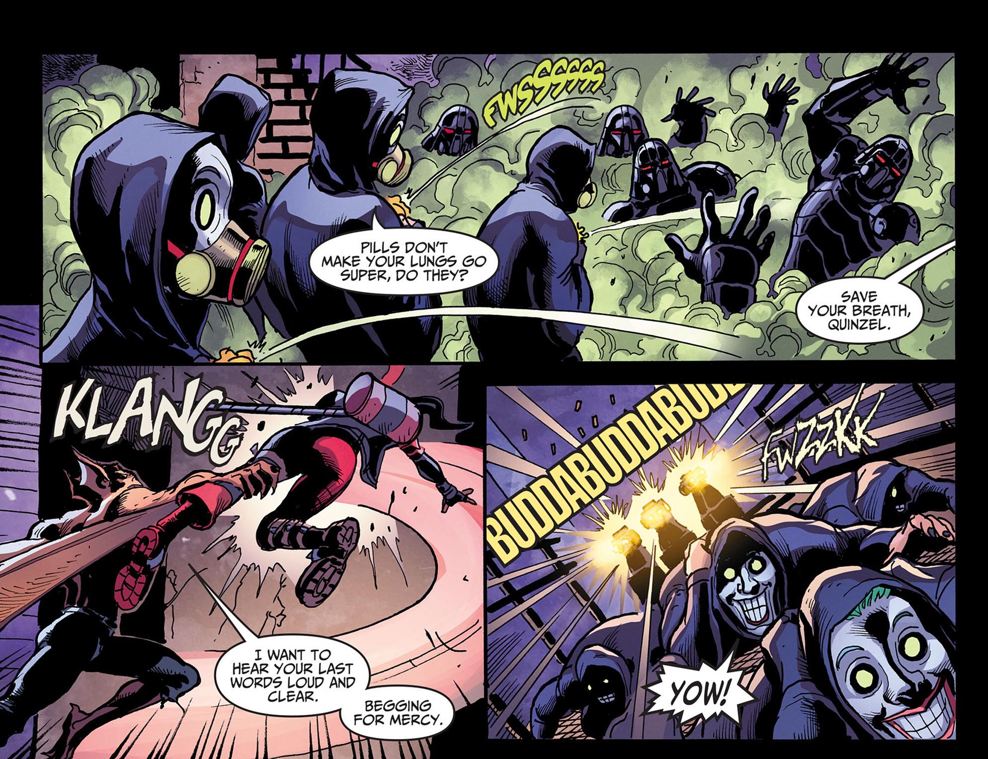 Read online Injustice: Ground Zero comic -  Issue #2 - 14