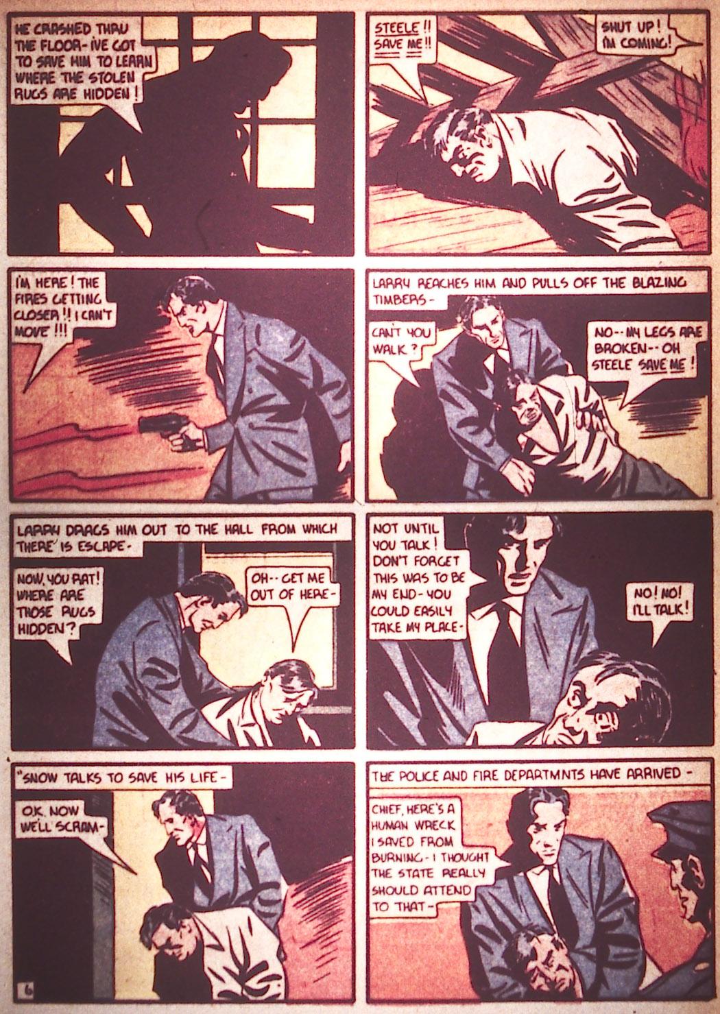 Read online Detective Comics (1937) comic -  Issue #16 - 15