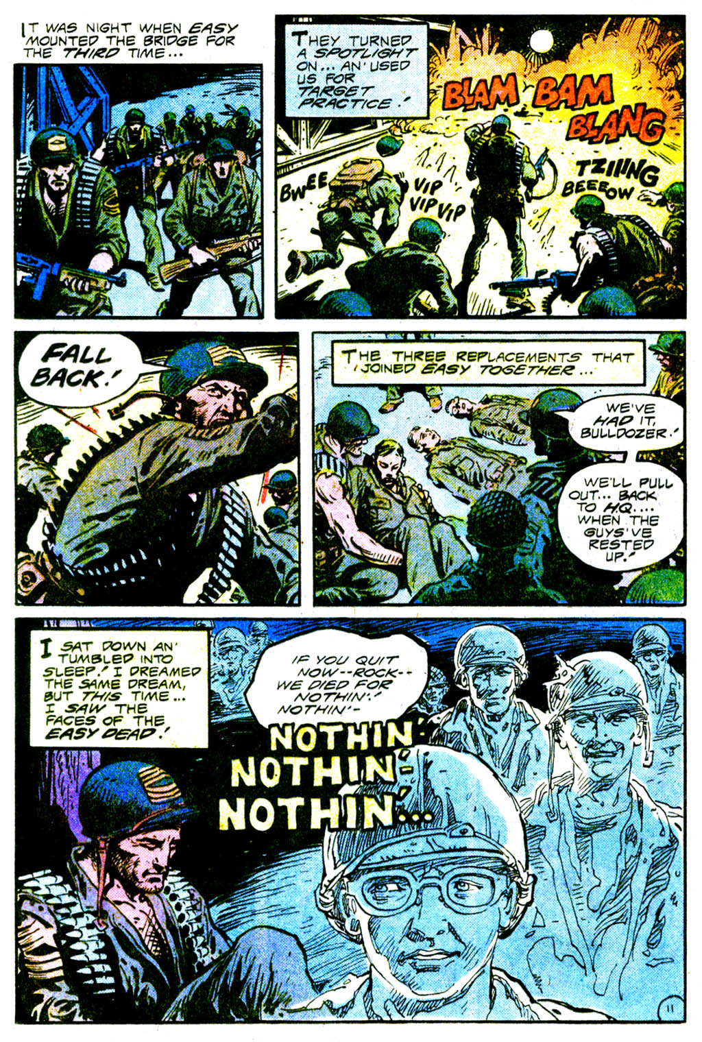 Read online Sgt. Rock comic -  Issue #375 - 15