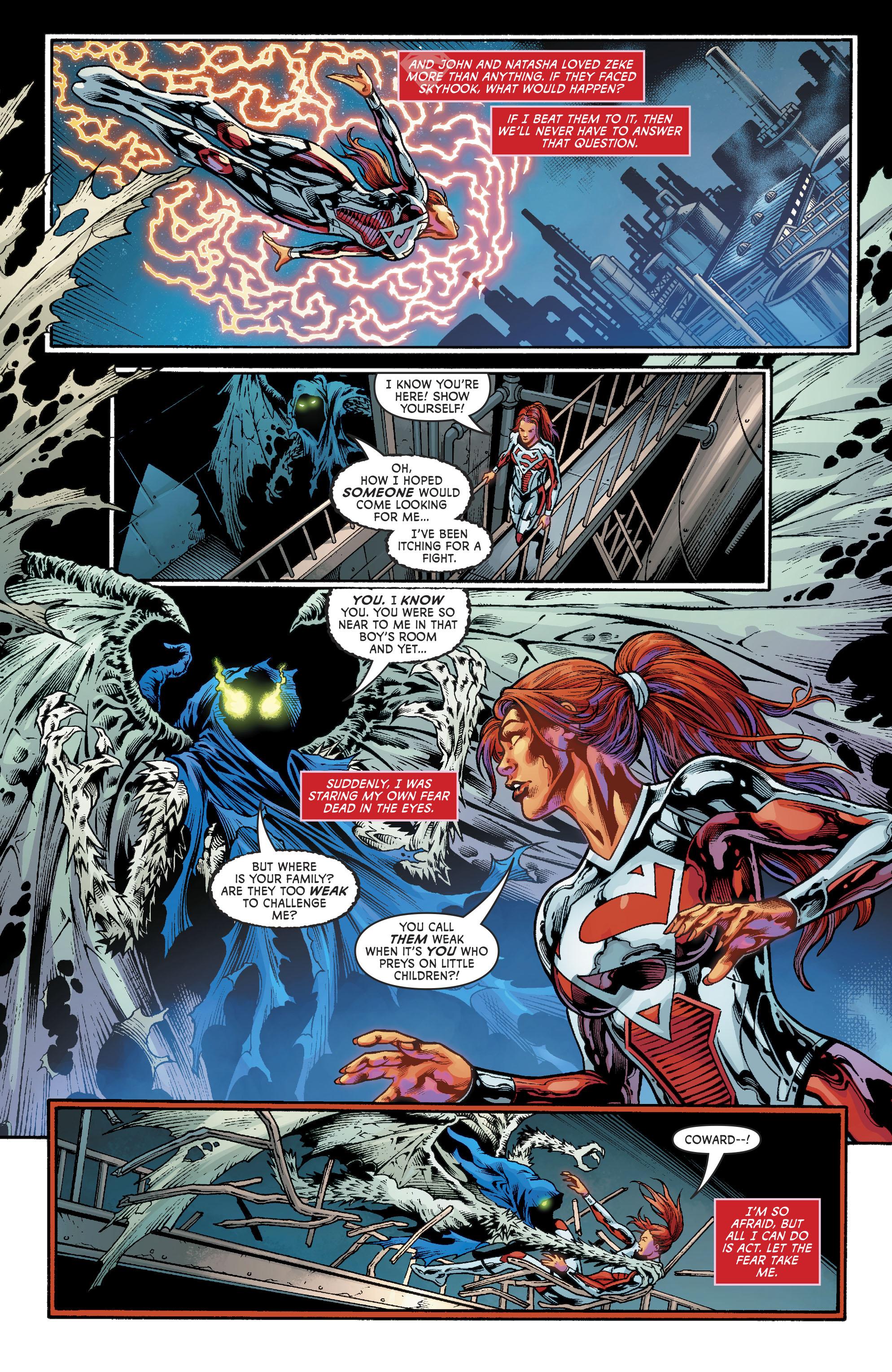 Read online Superwoman comic -  Issue #11 - 16