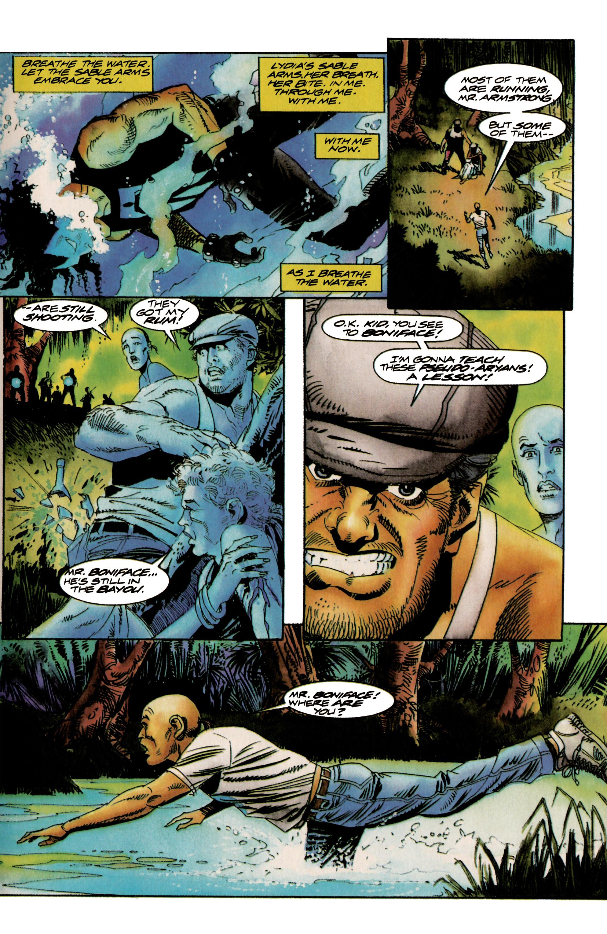 Read online Shadowman (1992) comic -  Issue #18 - 9
