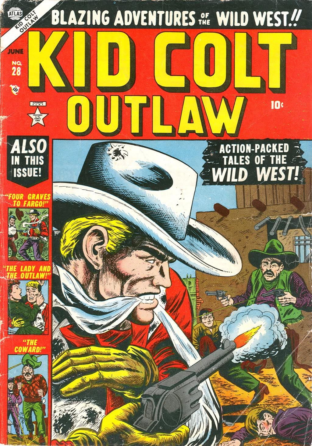 Kid Colt Outlaw issue 28 - Page 1