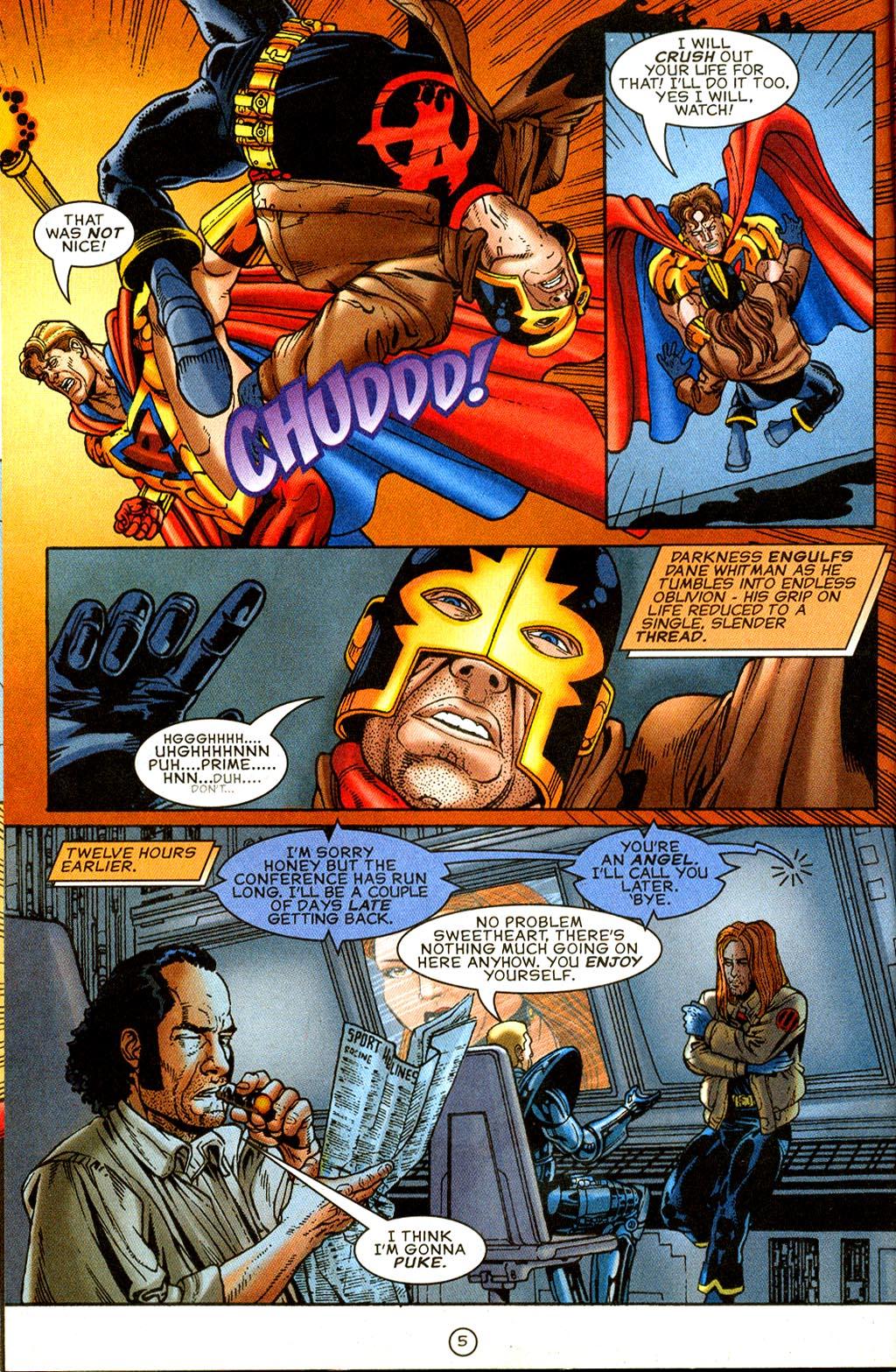 Read online UltraForce (1995) comic -  Issue #8 - 6