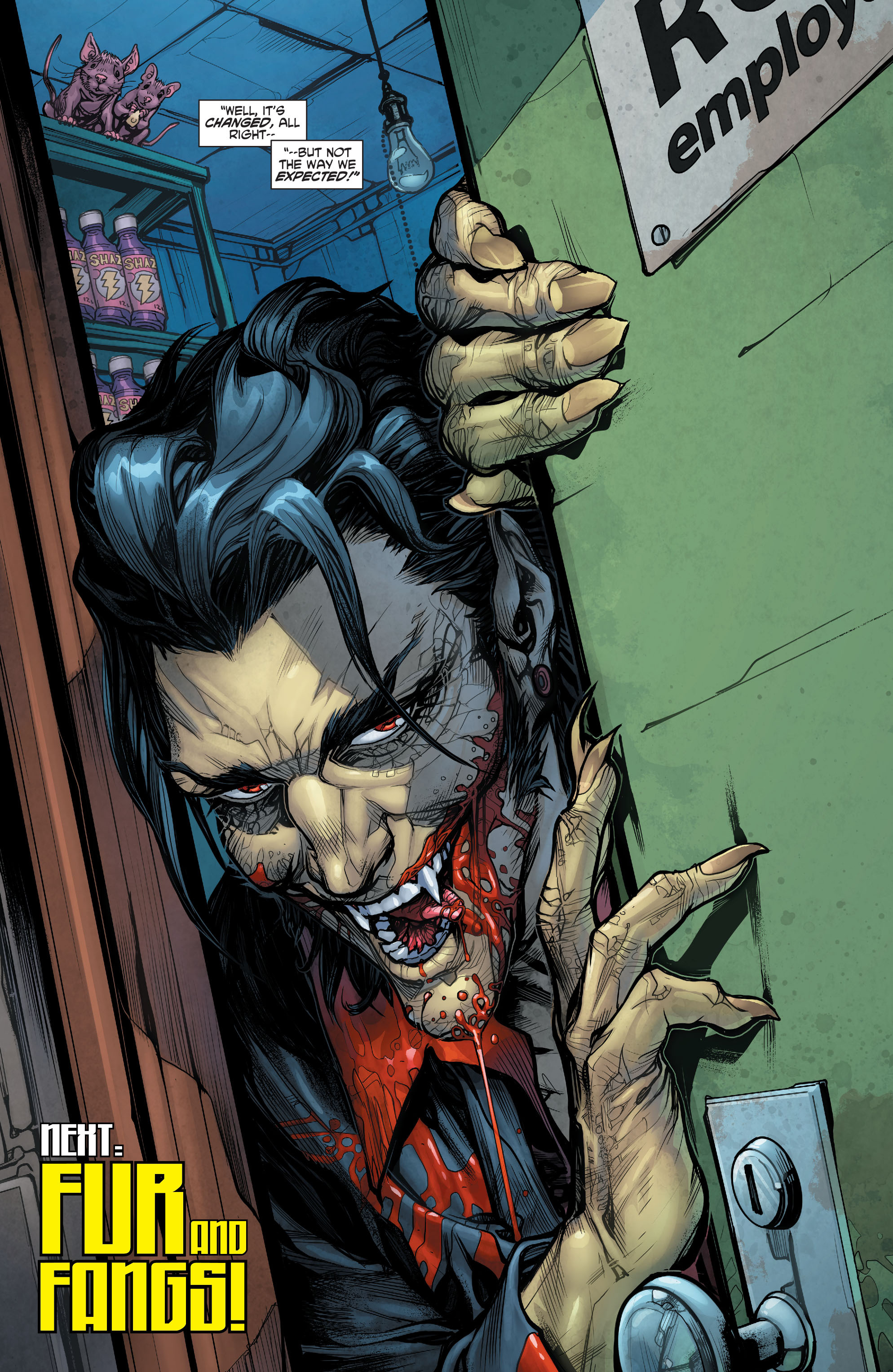 Read online Scooby Apocalypse comic -  Issue #3 - 25