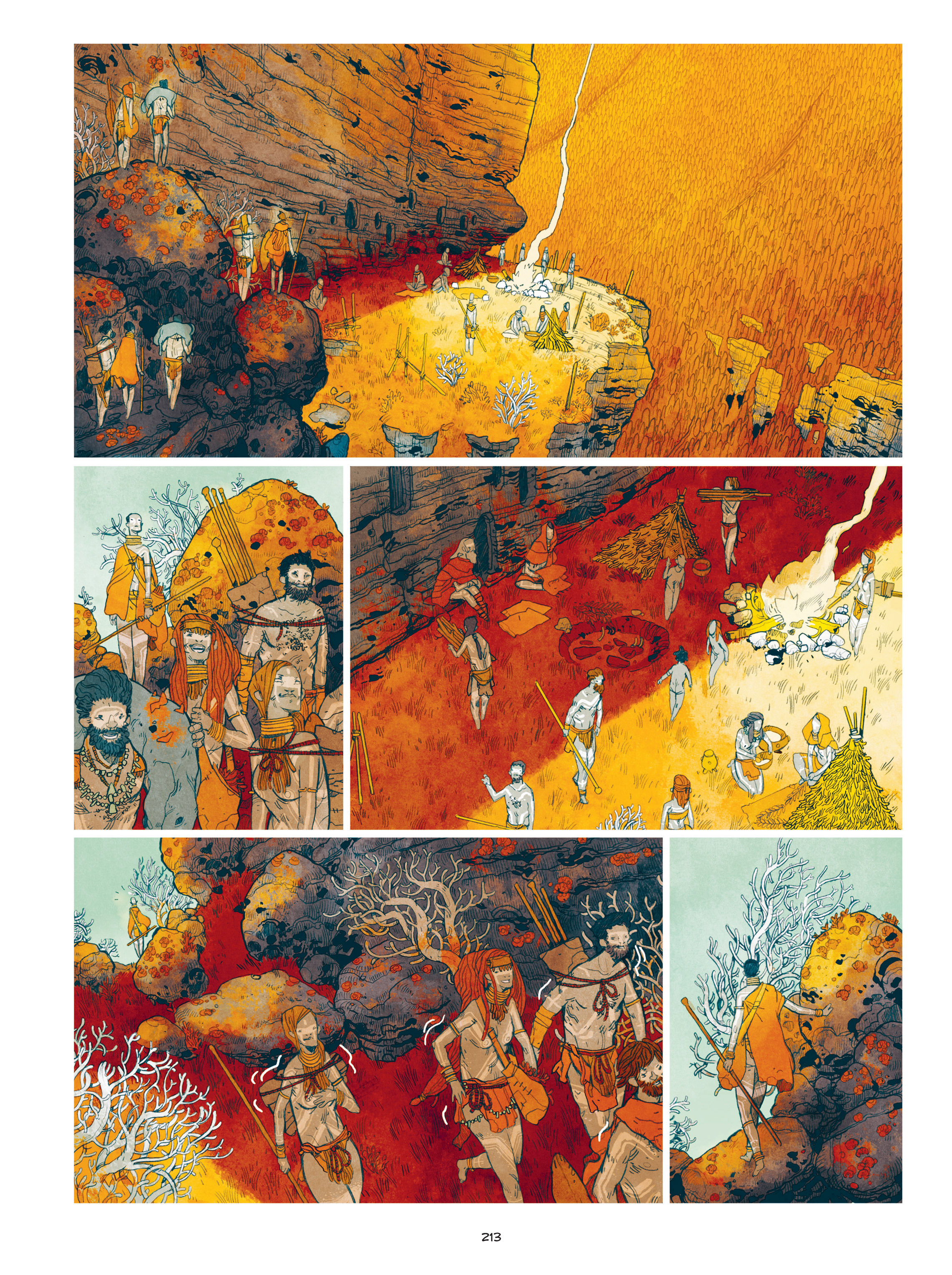 Read online Shangri-La comic -  Issue # Full - 213