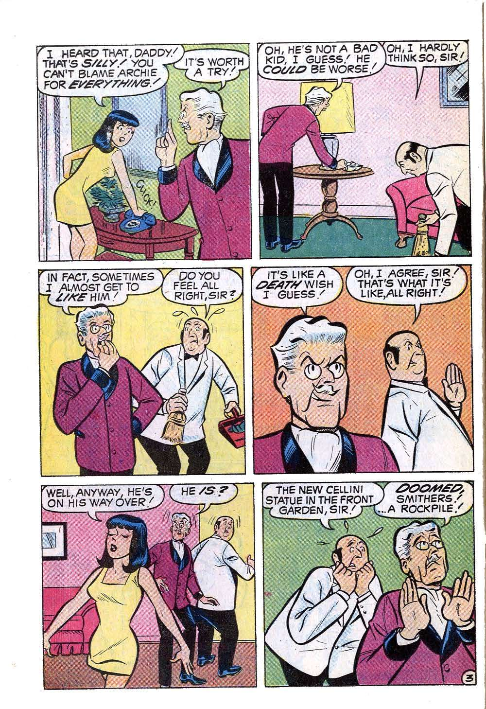 Read online Archie (1960) comic -  Issue #201 - 22