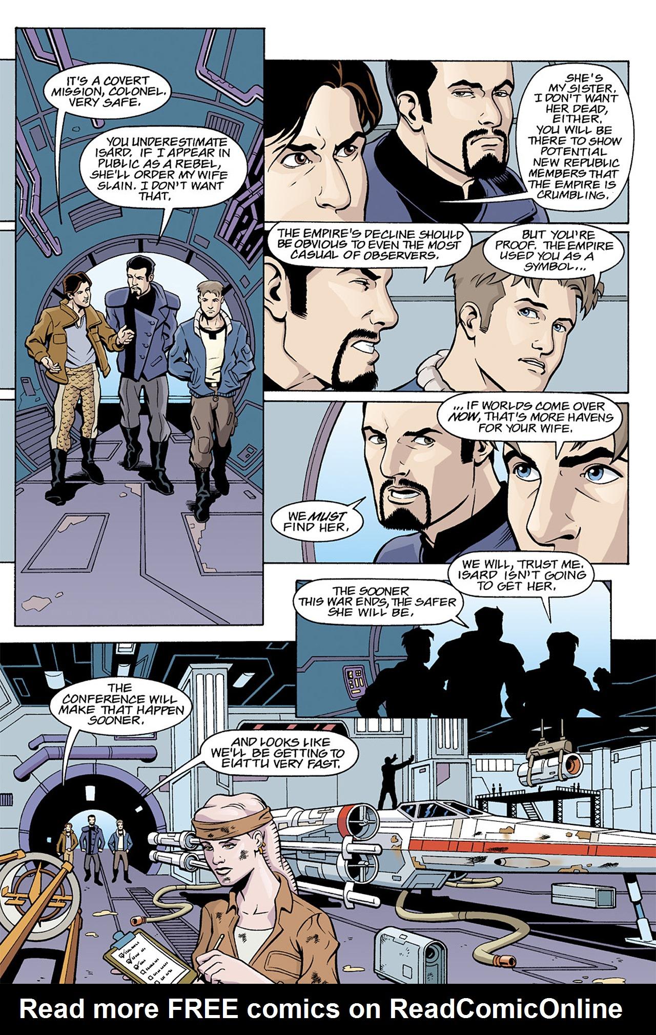 Read online Star Wars Omnibus comic -  Issue # Vol. 3 - 191