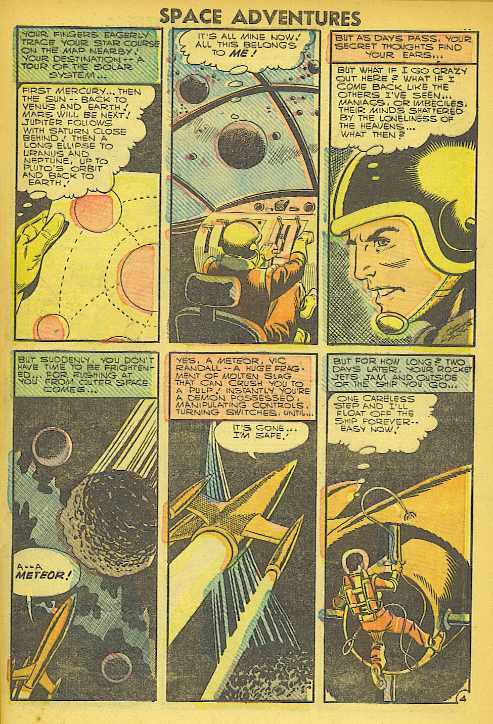 Space Adventures (1952) issue 21 - Page 13