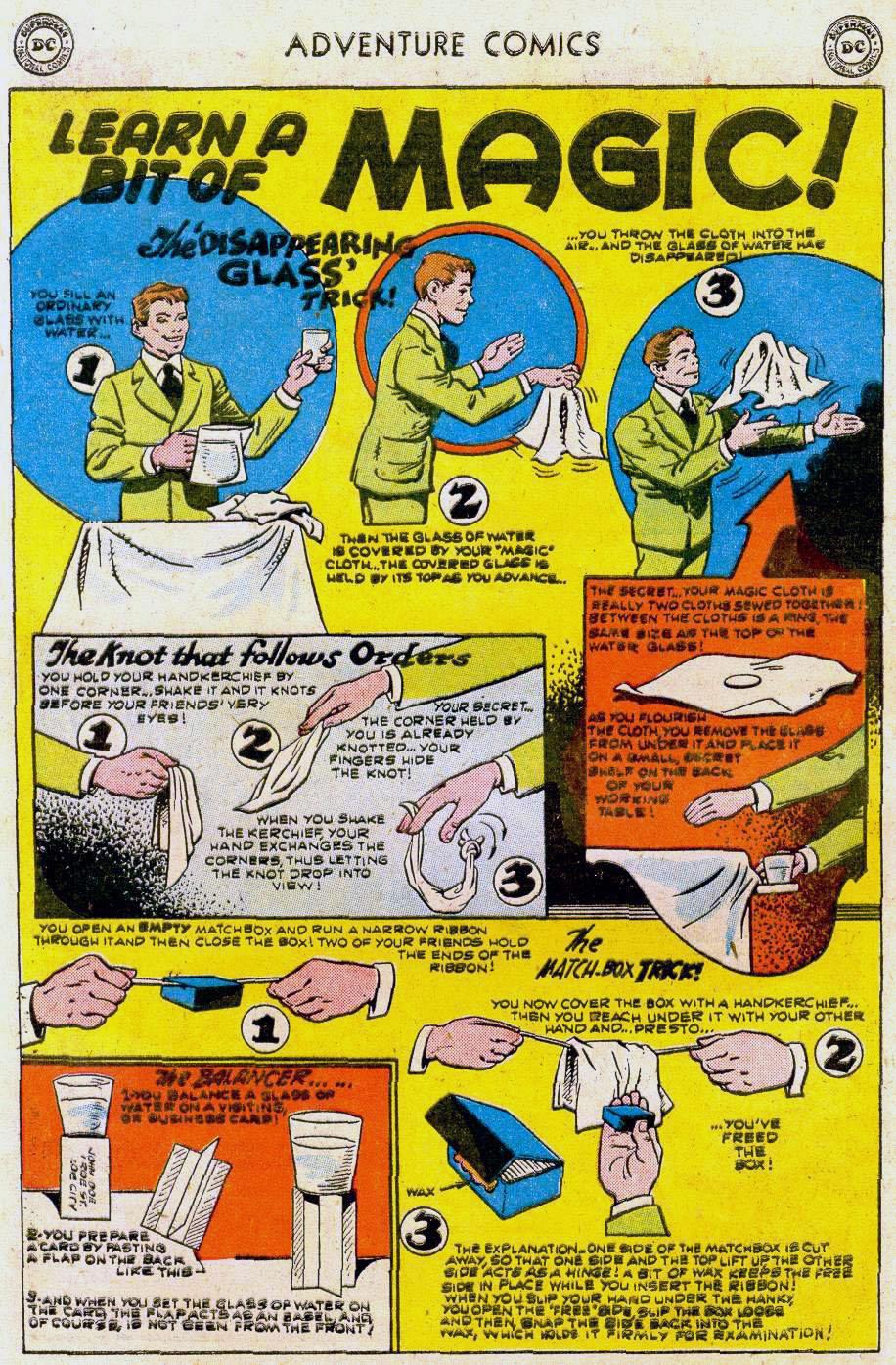 Read online Adventure Comics (1938) comic -  Issue #241 - 32