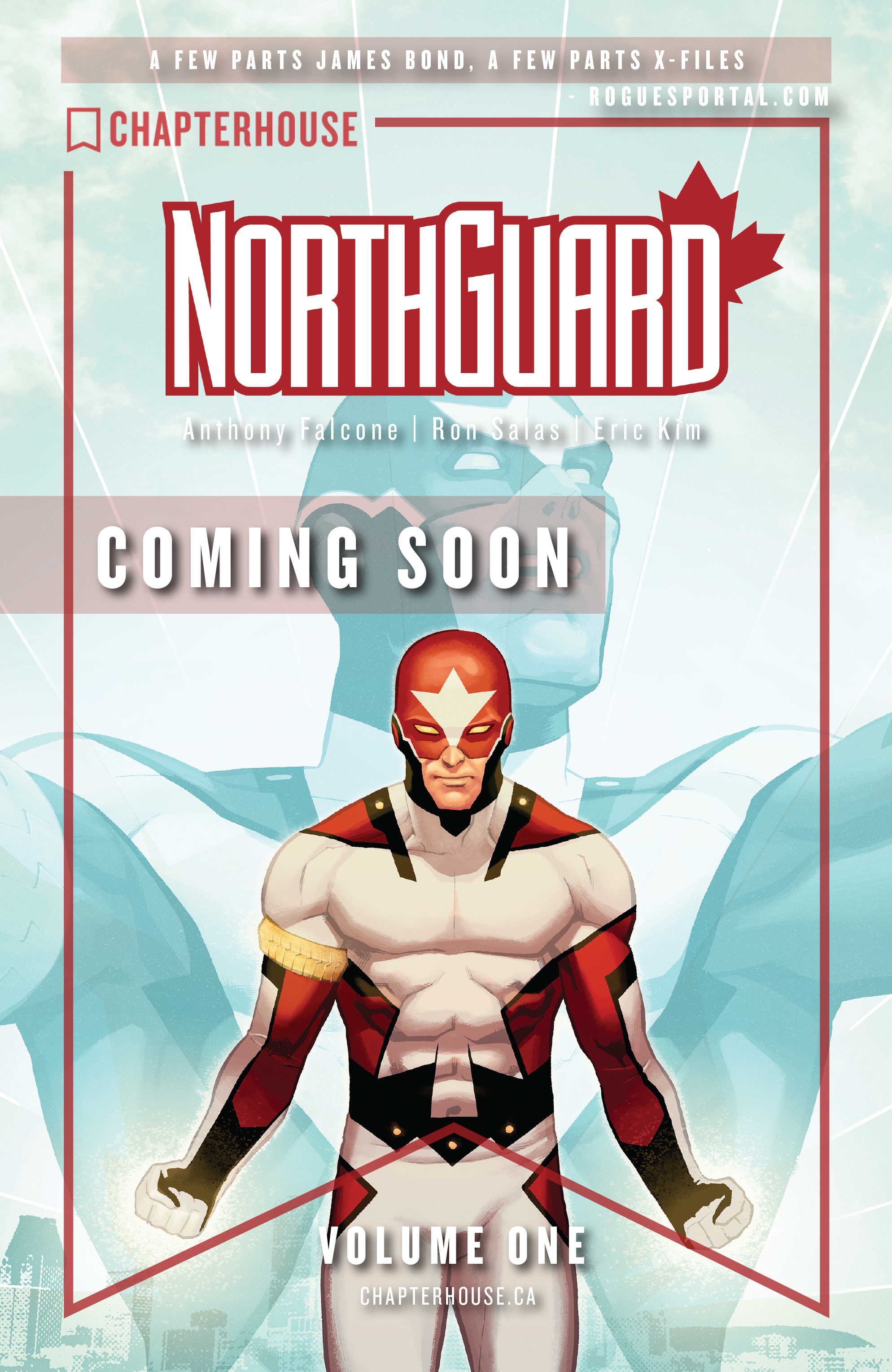 Read online All-New Classic Captain Canuck comic -  Issue #4 - 28