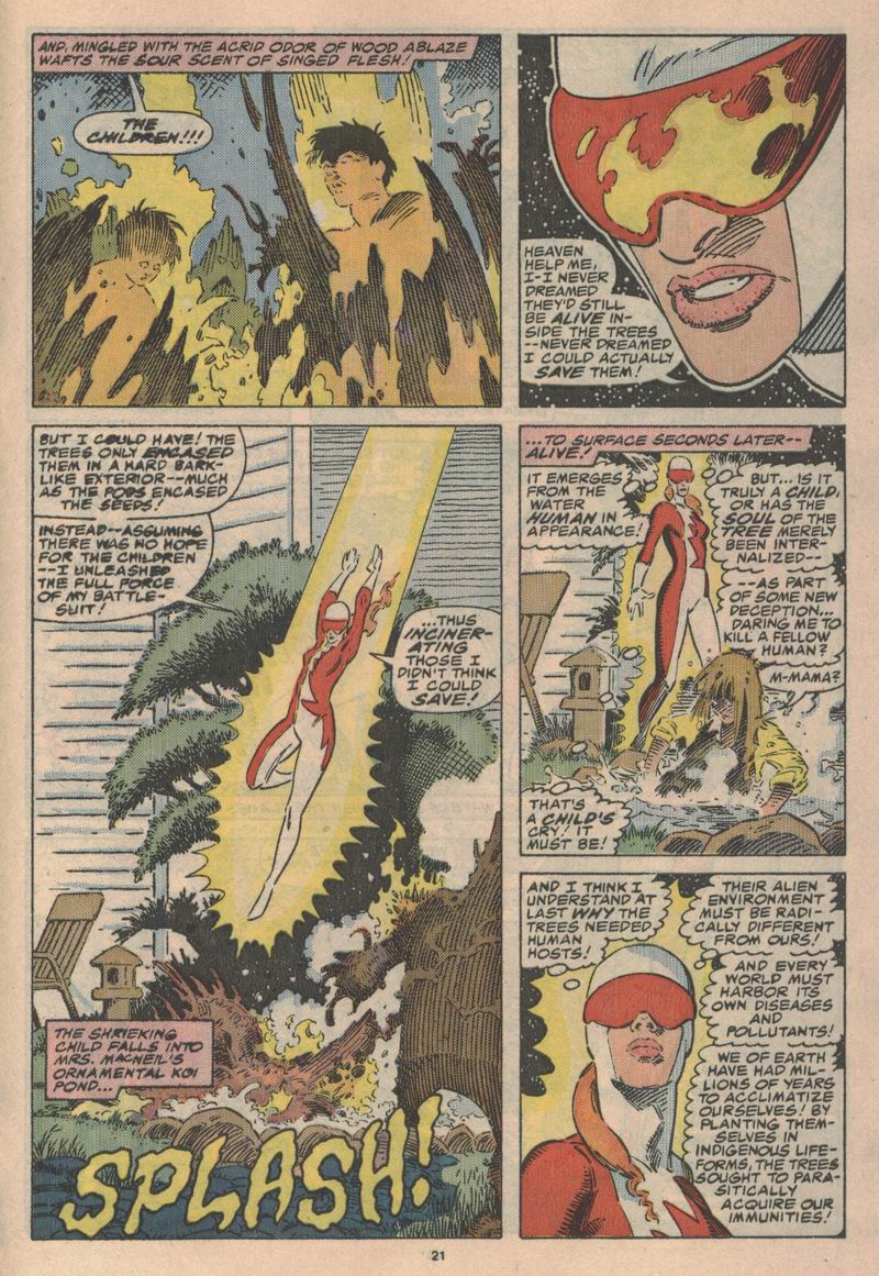 Read online Alpha Flight (1983) comic -  Issue #47 - 22