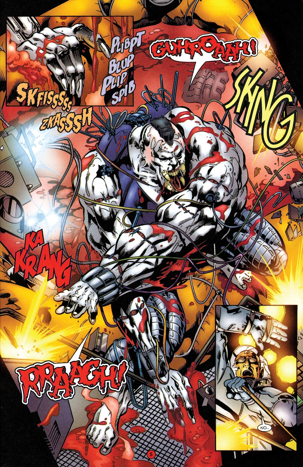 Bloodshot (1997) issue 15 - Page 5