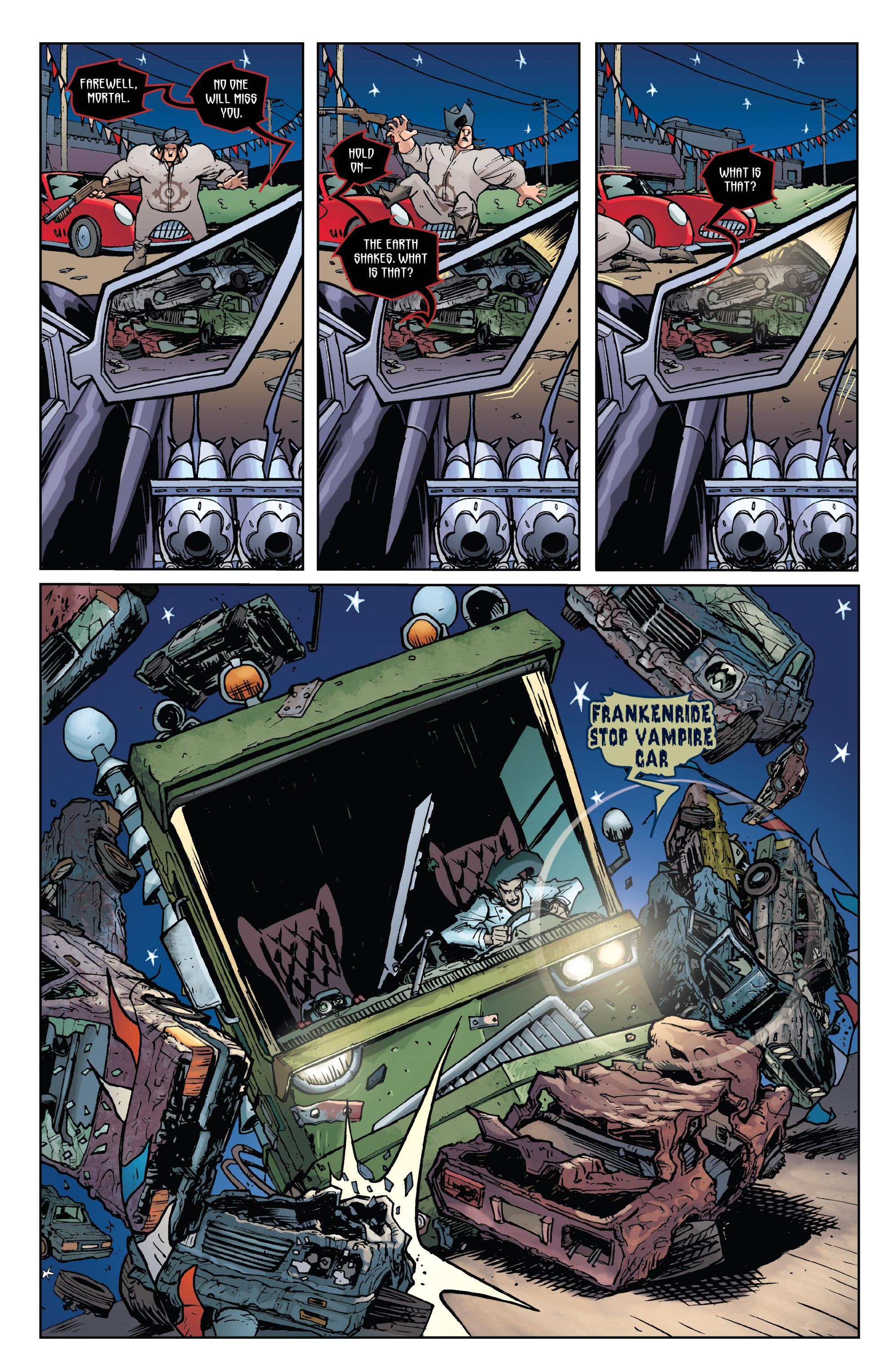 Read online Monster Motors comic -  Issue # Full - 31