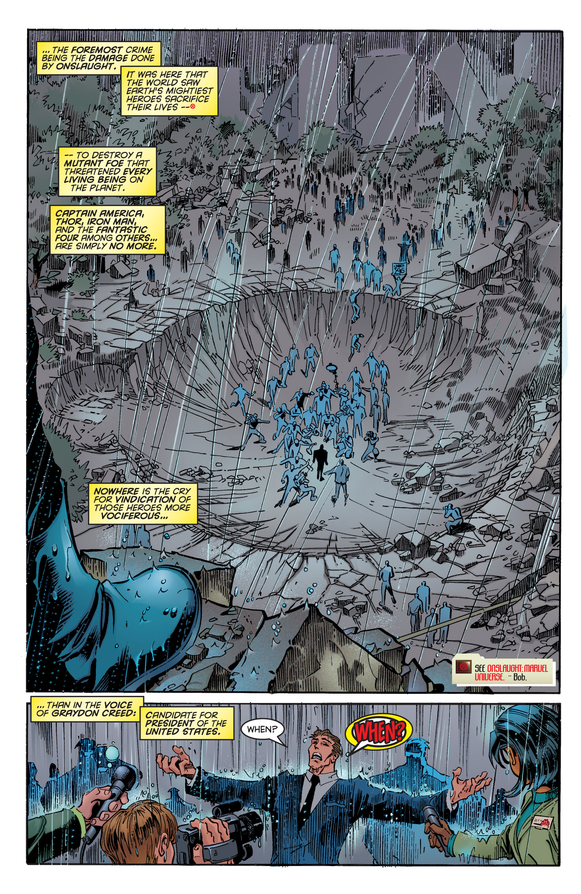 Read online Uncanny X-Men (1963) comic -  Issue #337 - 7