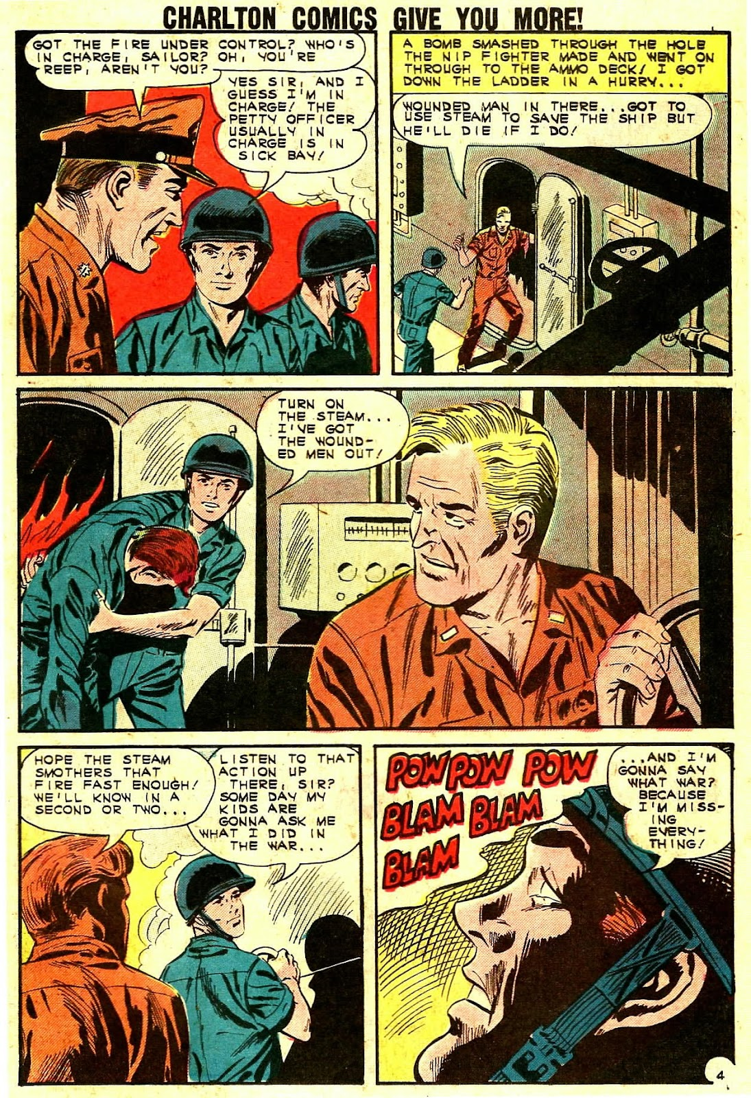Read online Fightin' Navy comic -  Issue #109 - 11