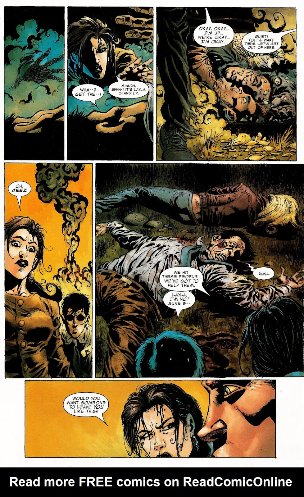 Read online Zombie (2006) comic -  Issue #1 - 11