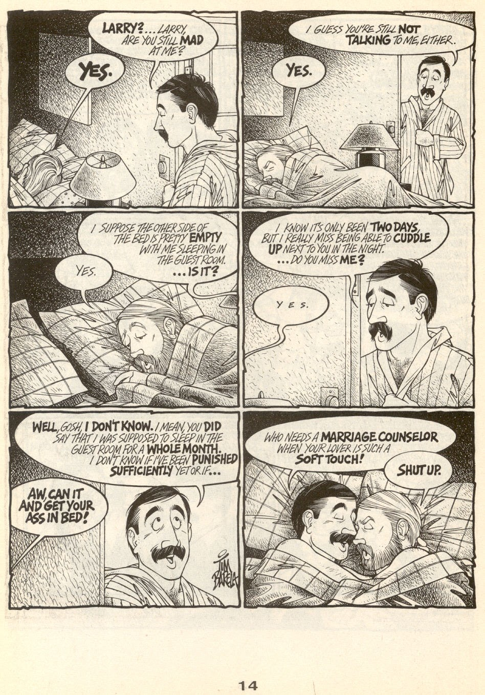 Gay Comix (Gay Comics) issue _Special_1 - Page 17
