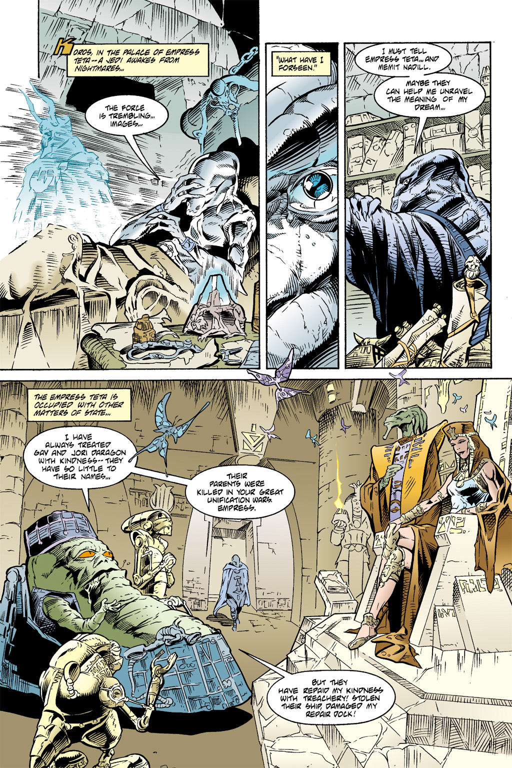 Read online Star Wars Omnibus comic -  Issue # Vol. 4 - 64
