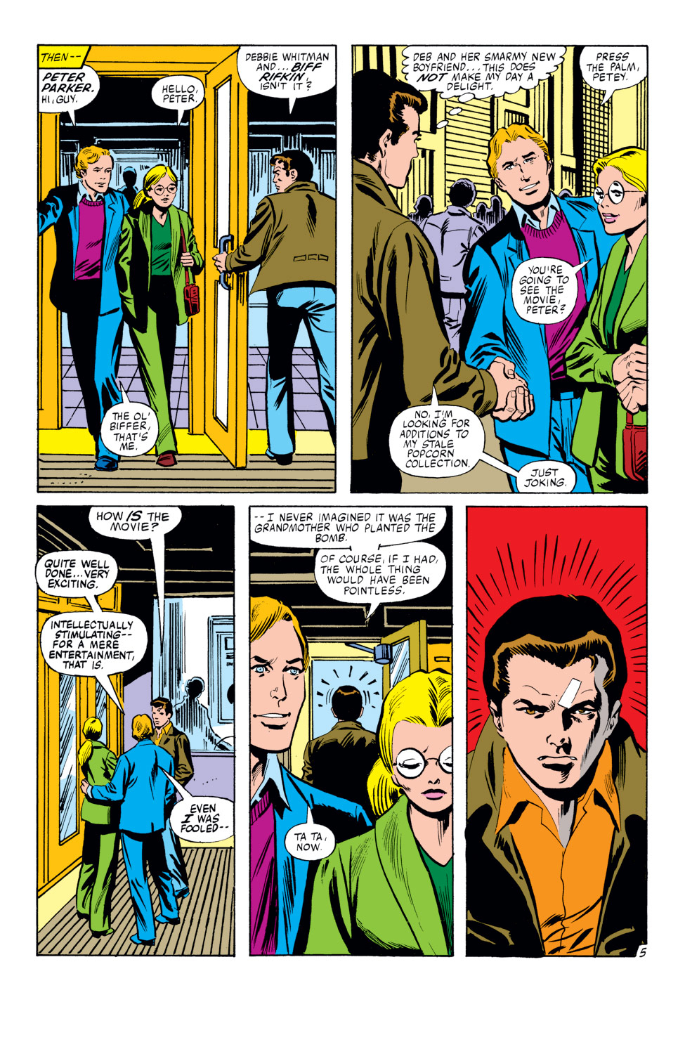 The Amazing Spider-Man (1963) 217 Page 5