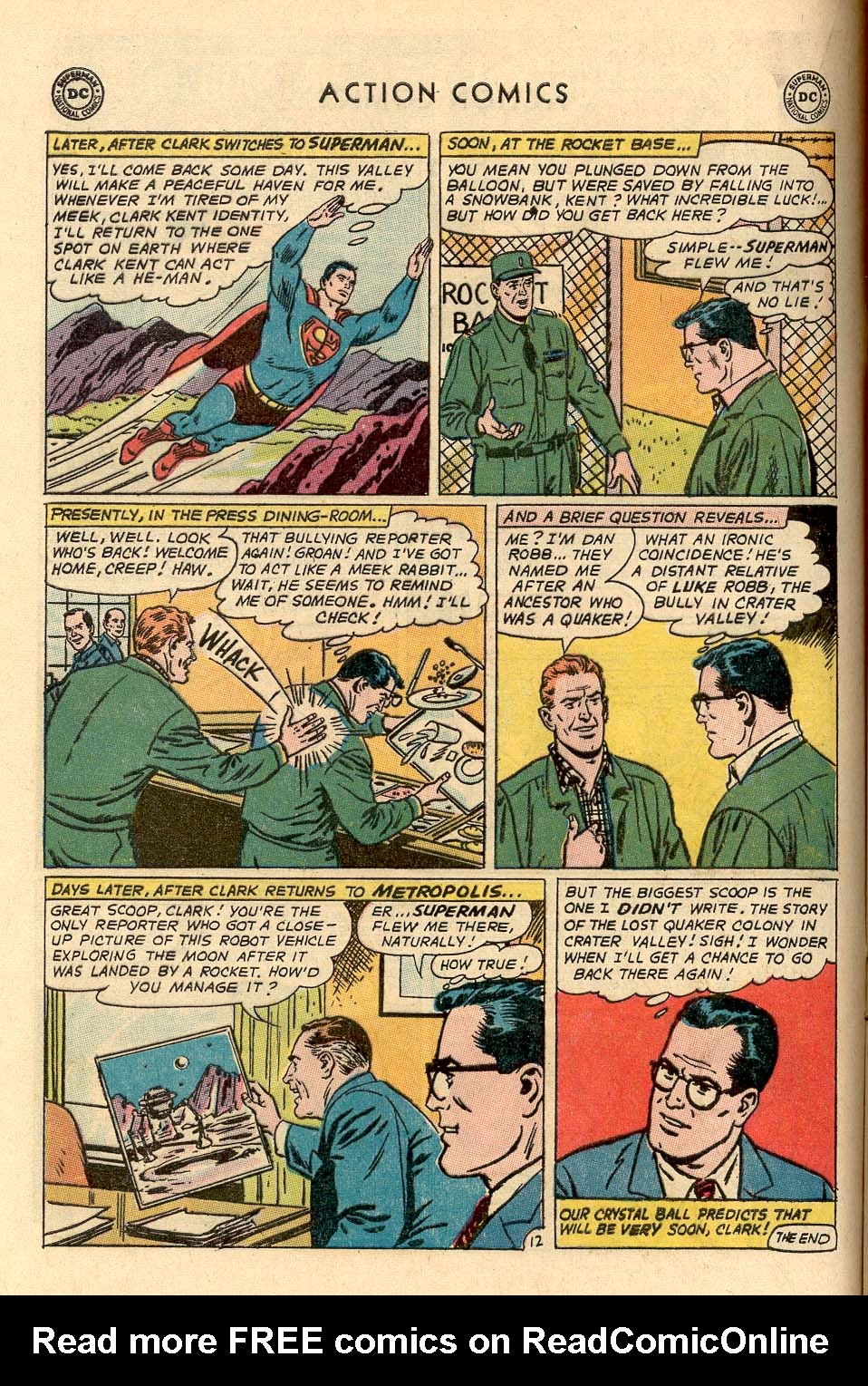 Read online Action Comics (1938) comic -  Issue #324 - 16