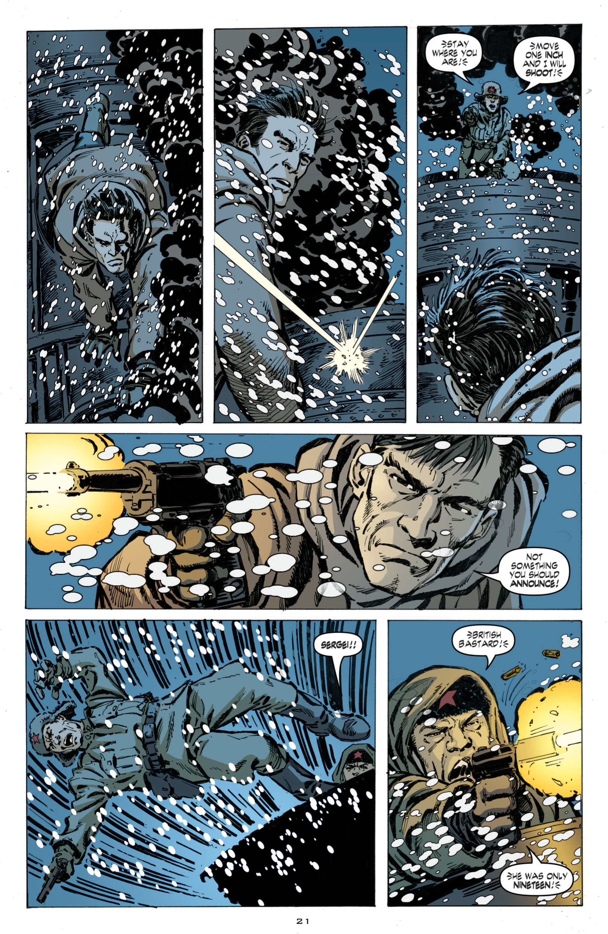 Read online Cold War comic -  Issue # TPB - 79