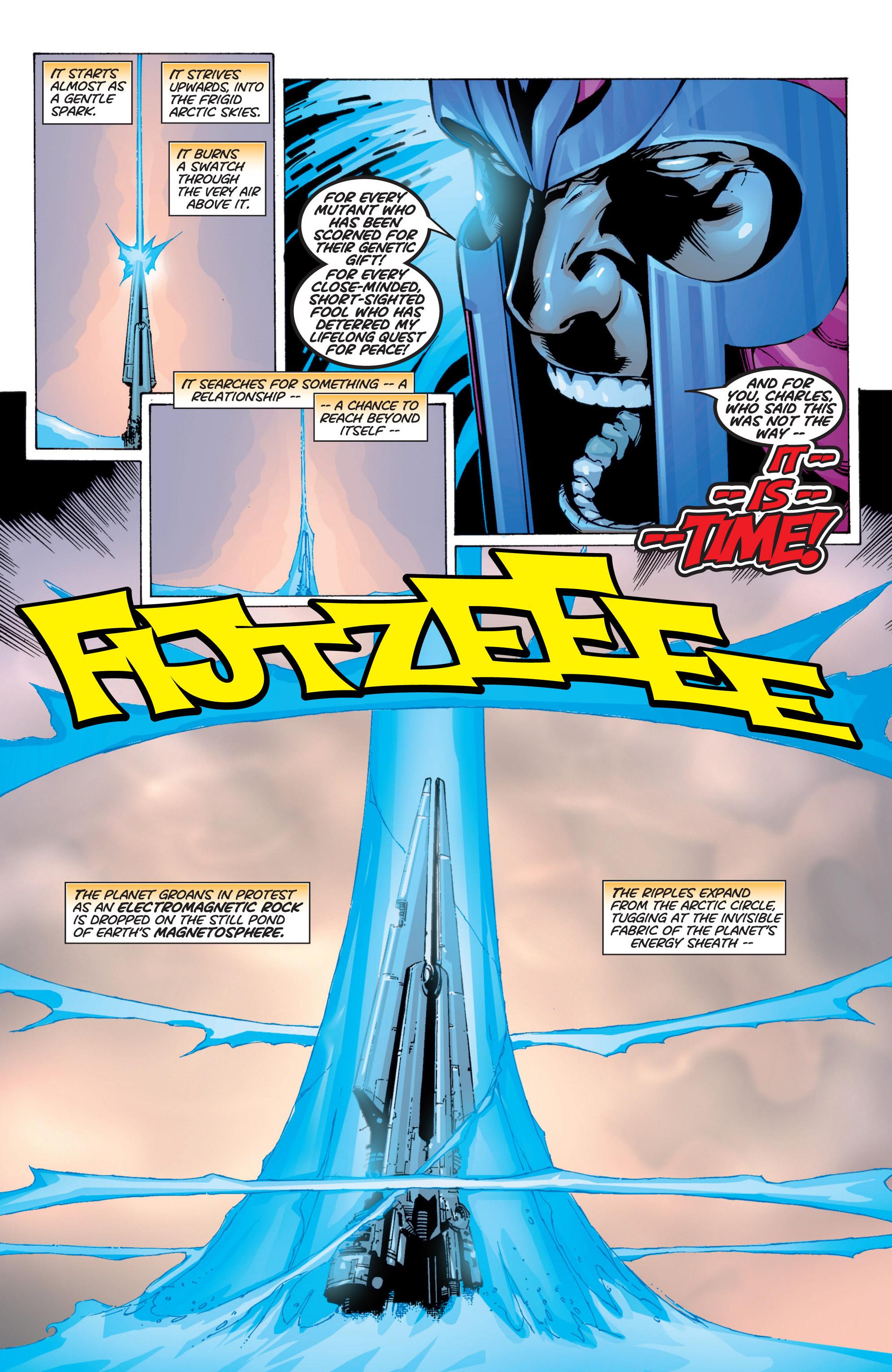 Read online Uncanny X-Men (1963) comic -  Issue #366 - 16