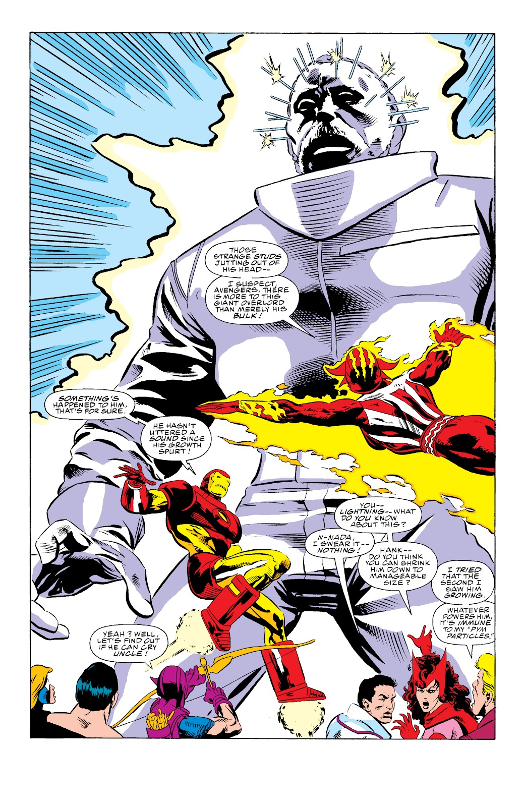 Avengers West Coast (1989) issue 74 - Page 15