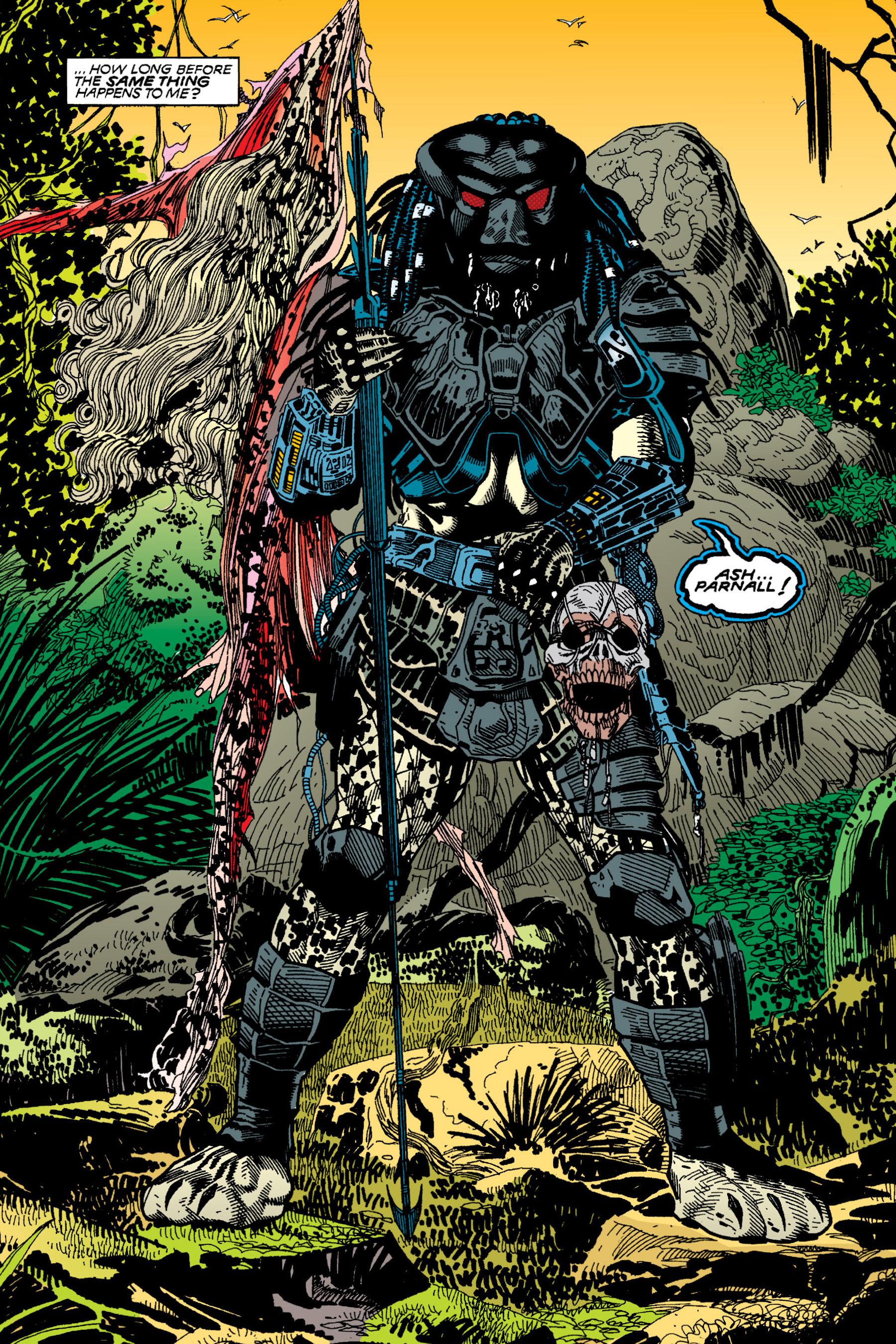 Read online Aliens vs. Predator Omnibus comic -  Issue # _TPB 2 Part 1 - 34