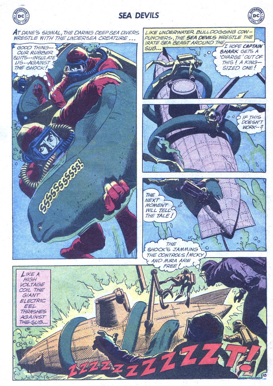Sea Devils issue 1 - Page 31