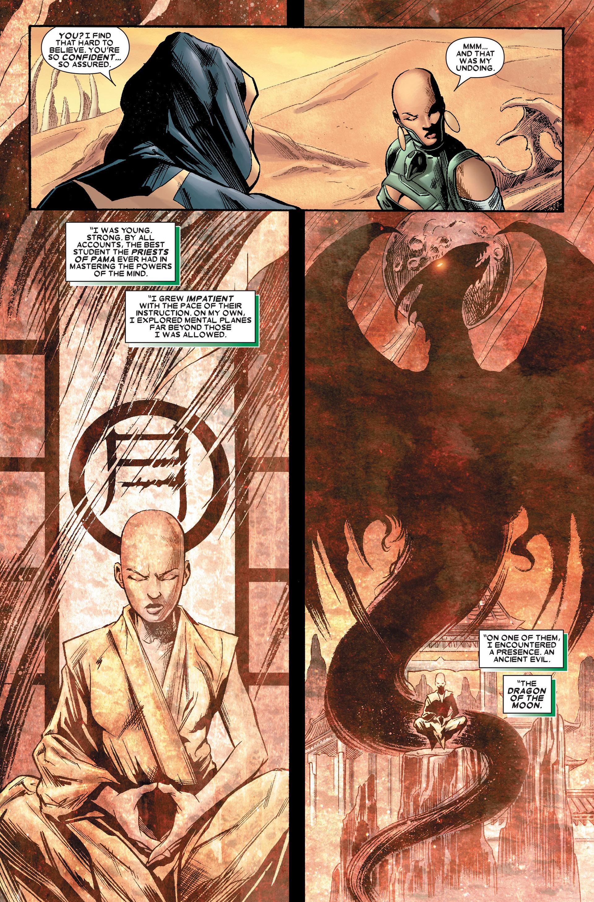 Read online Annihilation: Conquest - Quasar comic -  Issue #2 - 8