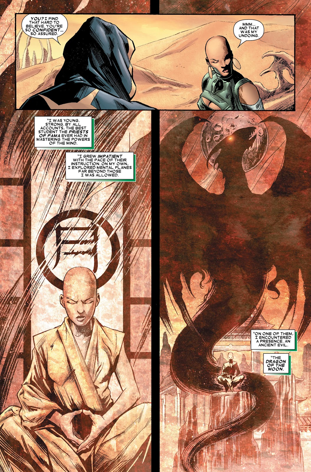 Annihilation: Conquest - Quasar issue 2 - Page 8