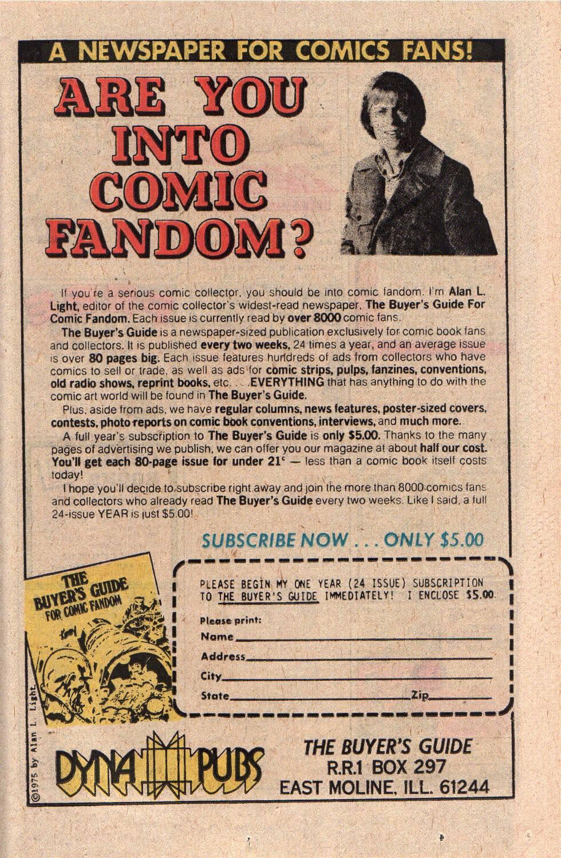 Read online Shazam! (1973) comic -  Issue #21 - 23