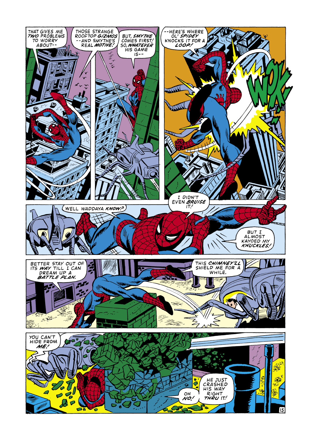The Amazing Spider-Man (1963) 105 Page 15