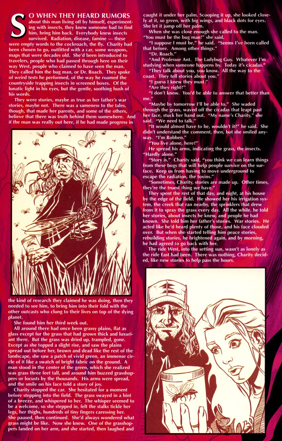 Read online C-23 comic -  Issue #3 - 25