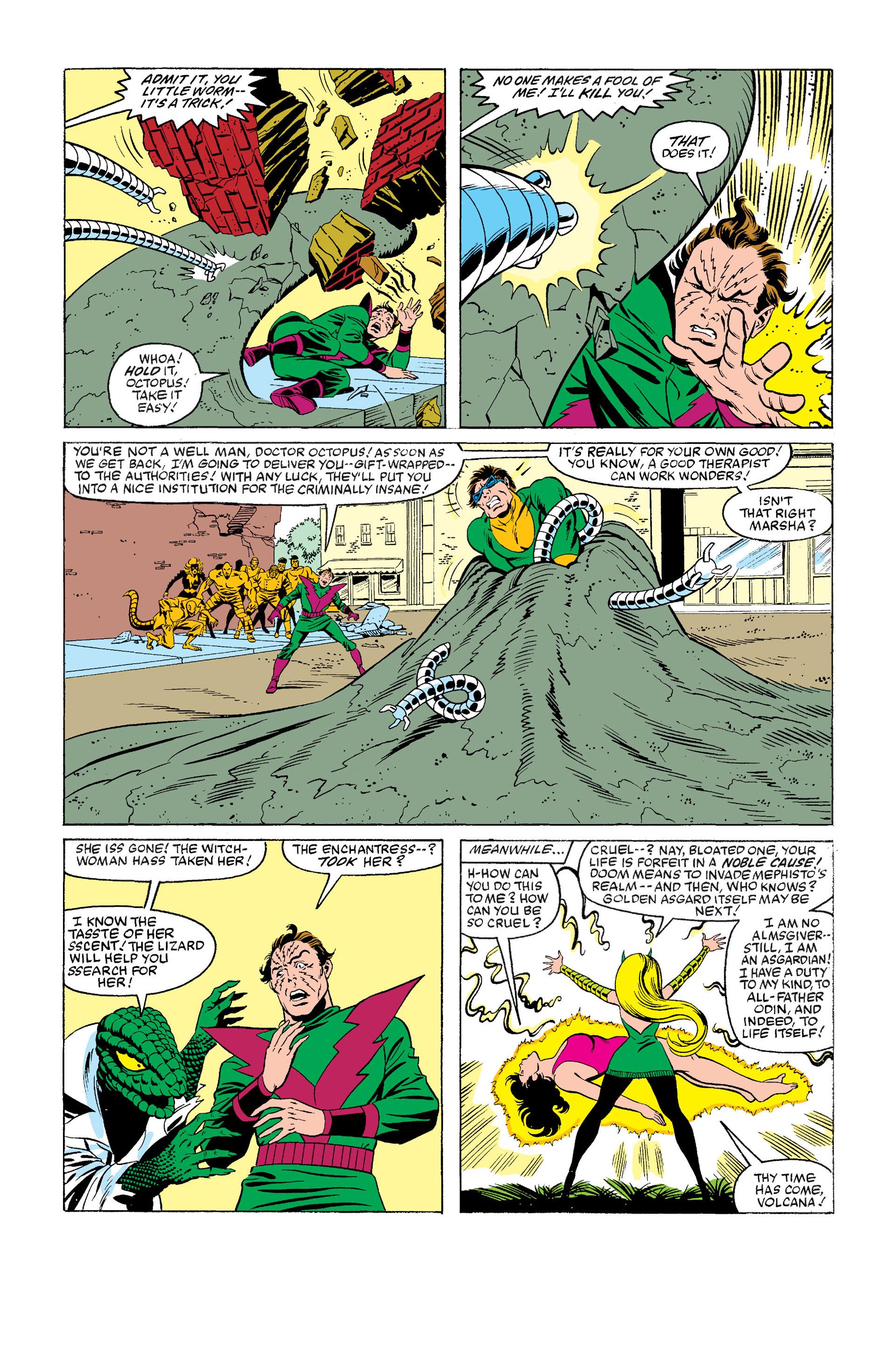 Read online Secret Wars (1985) comic -  Issue #12 - 12