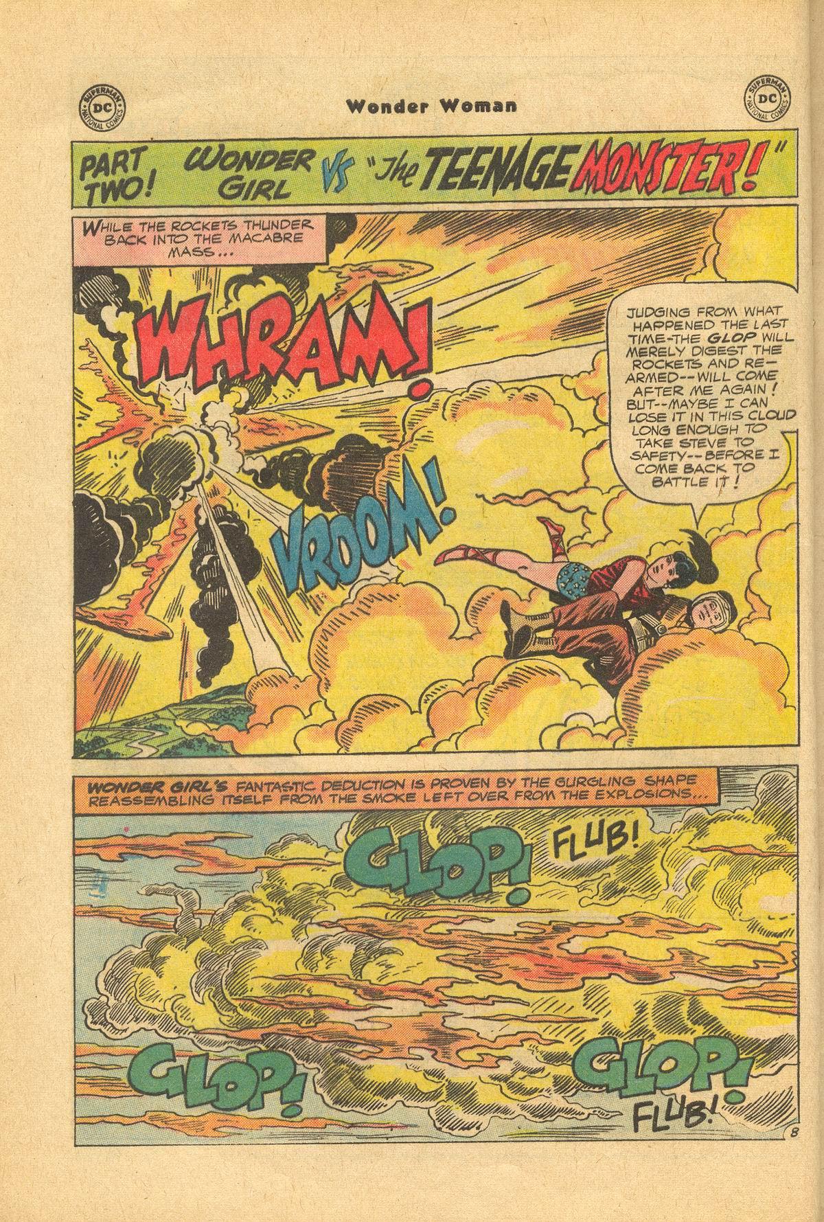 Read online Wonder Woman (1942) comic -  Issue #151 - 12