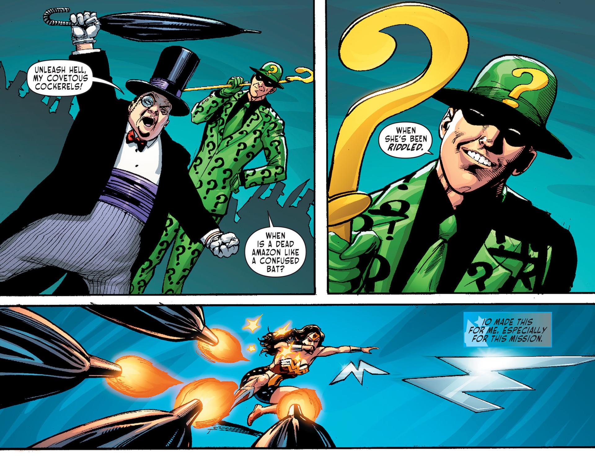 Read online Sensation Comics Featuring Wonder Woman comic -  Issue #1 - 19