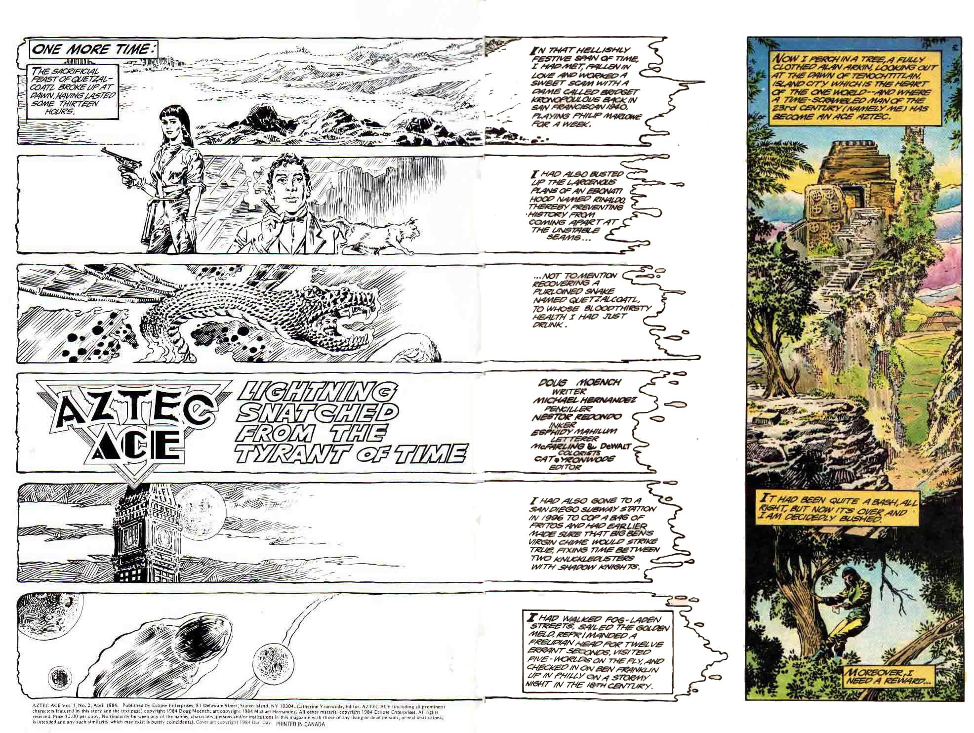 Aztec Ace 2 Page 2