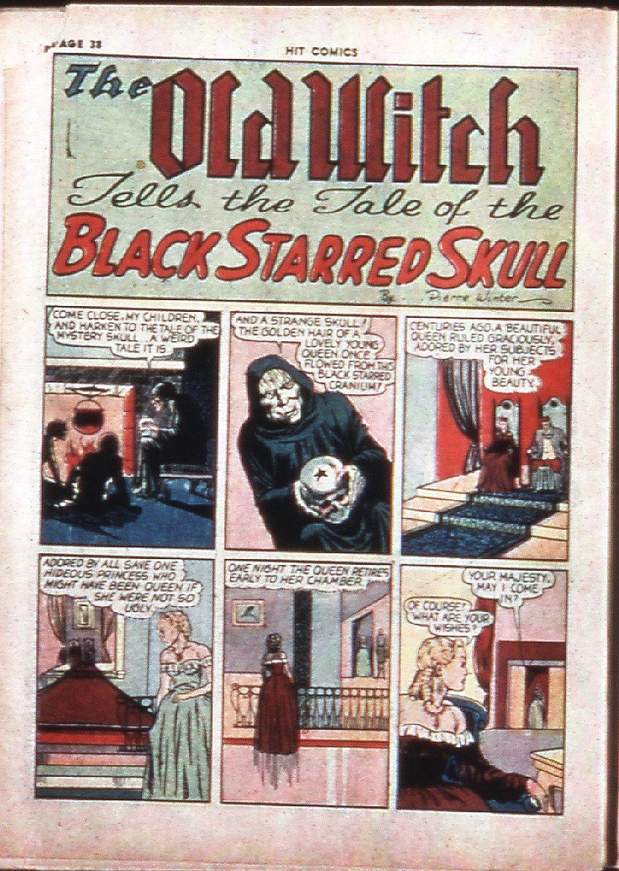Read online Hit Comics comic -  Issue #4 - 40