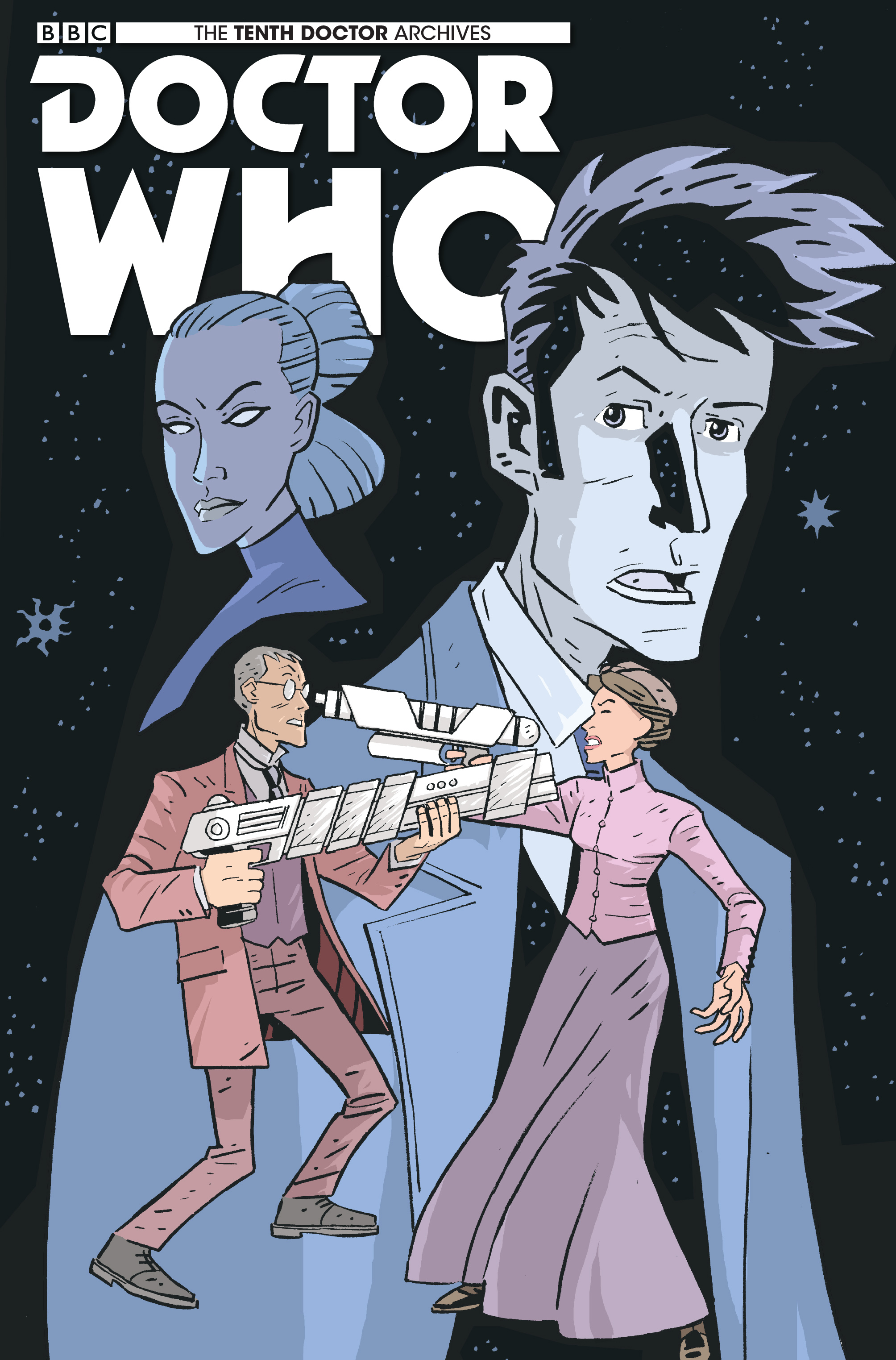 Read online Doctor Who: The Tenth Doctor Archives comic -  Issue #33 - 1