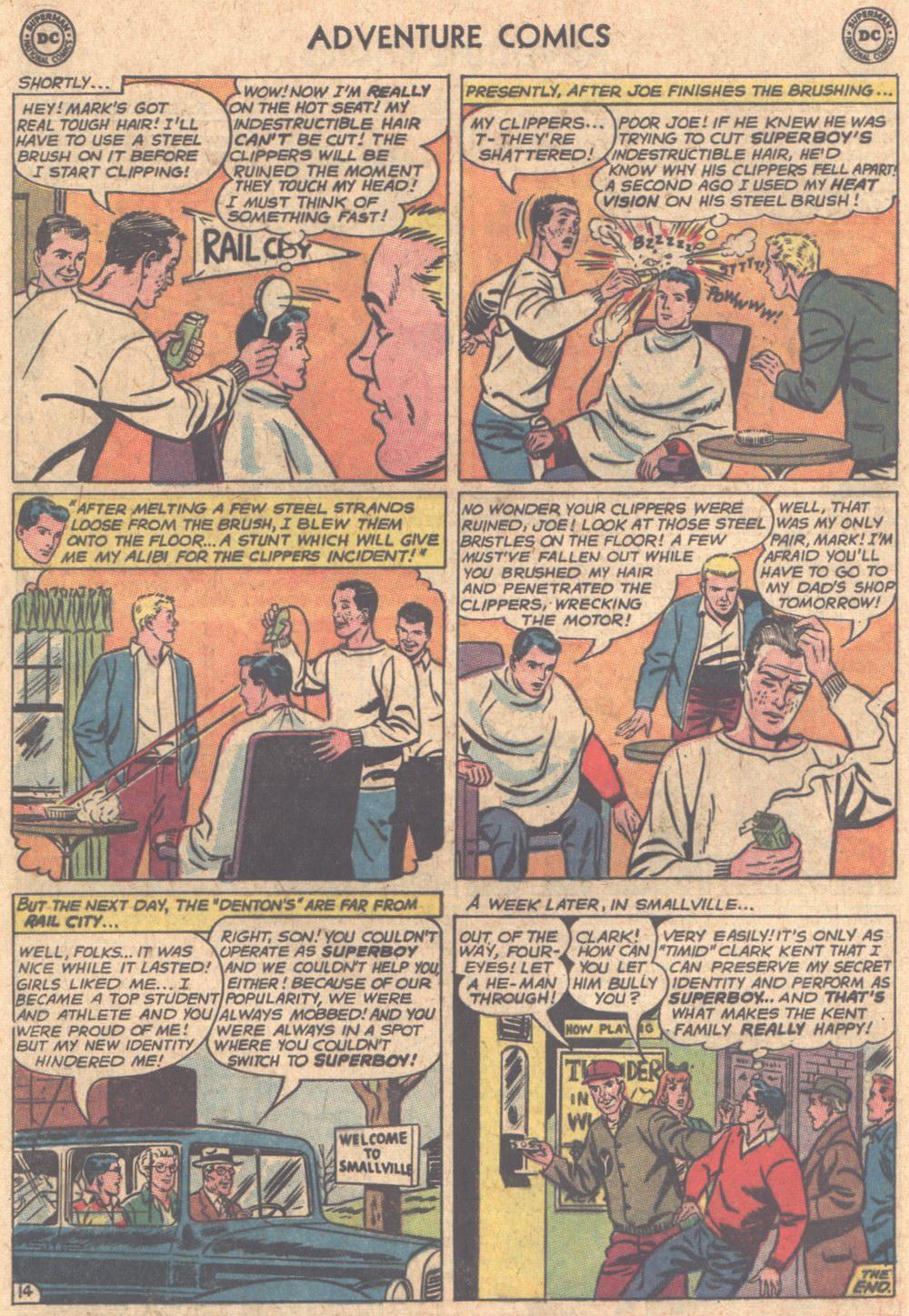 Read online Adventure Comics (1938) comic -  Issue #305 - 15