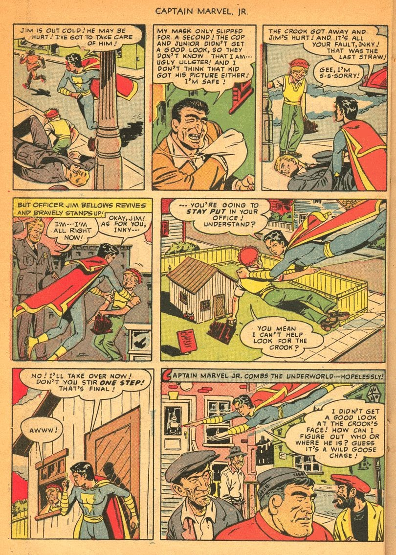 Captain Marvel, Jr. issue 84 - Page 16