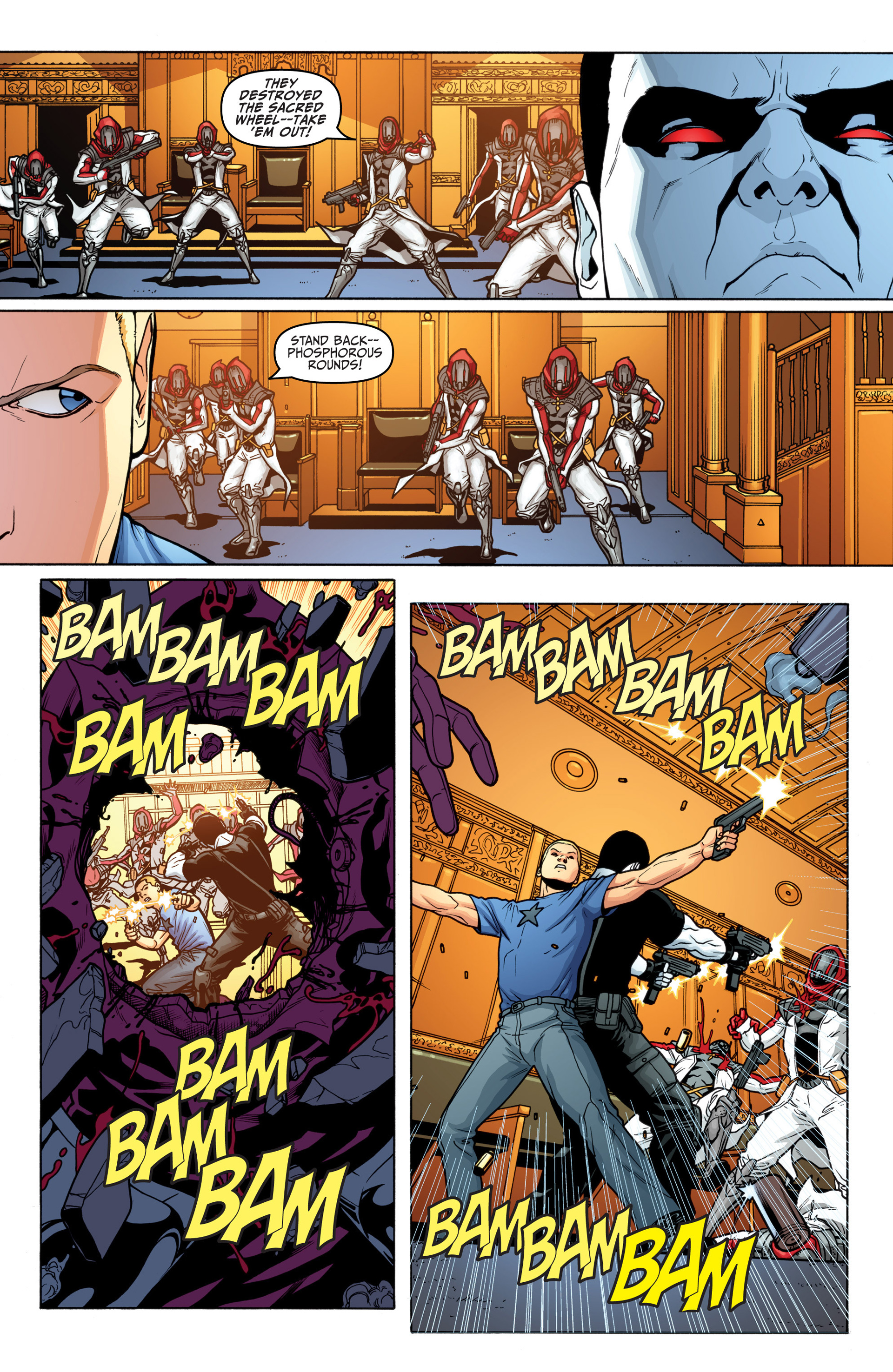 Archer and Armstrong 18 Page 16