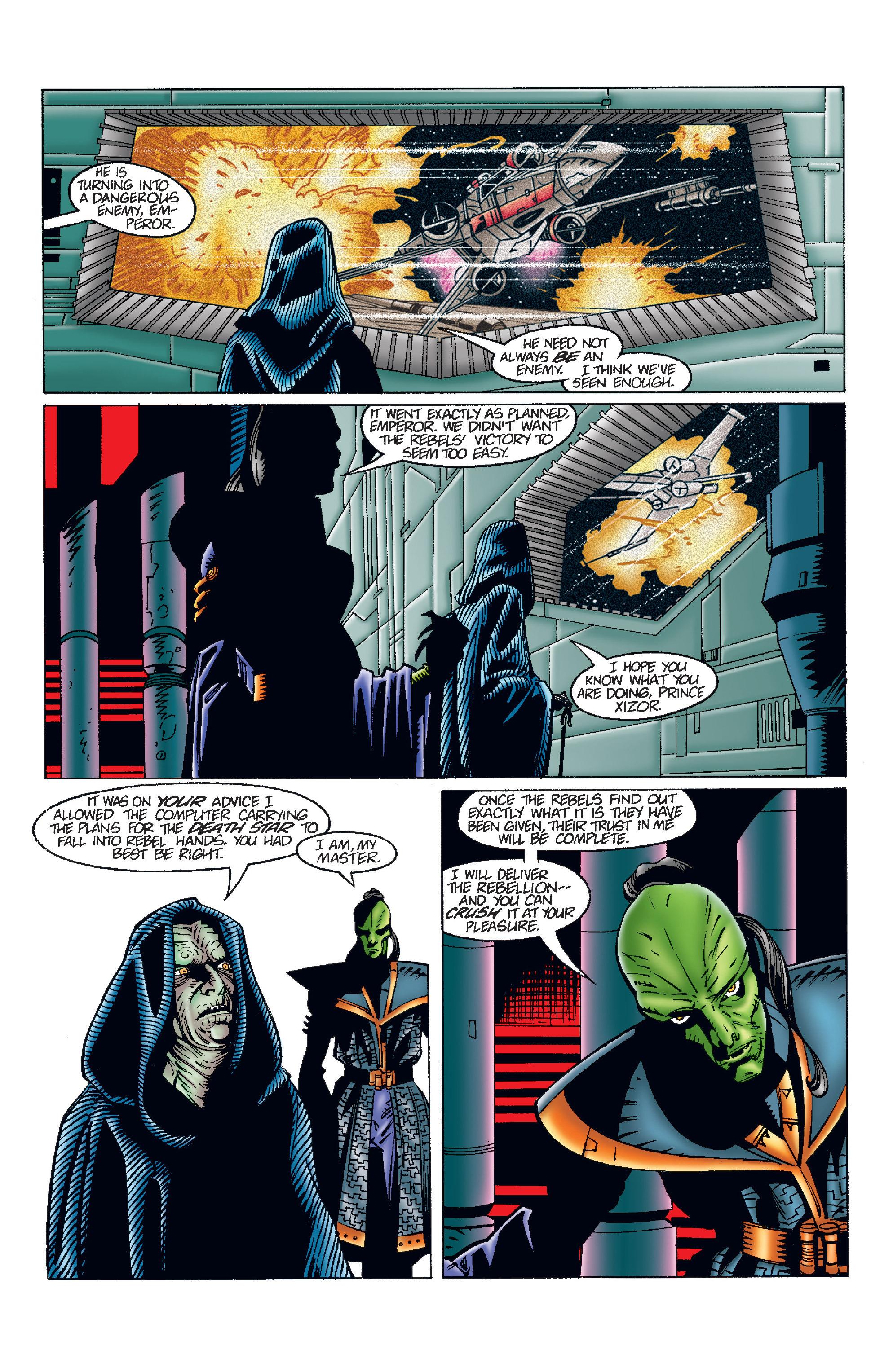 Read online Star Wars Omnibus comic -  Issue # Vol. 11 - 93