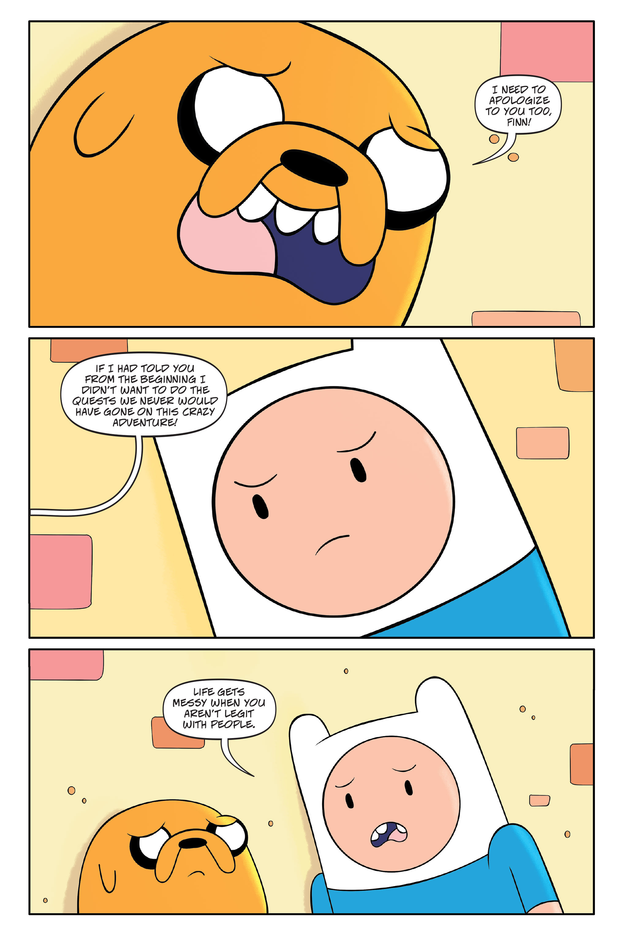 Read online Adventure Time: The Four Castles comic -  Issue #Adventure Time: The Four Castles TPB - 135