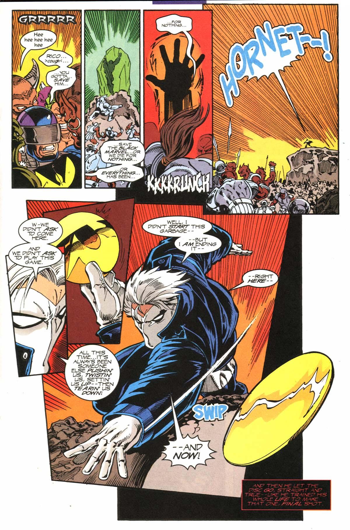 Read online Slingers comic -  Issue #12 - 10