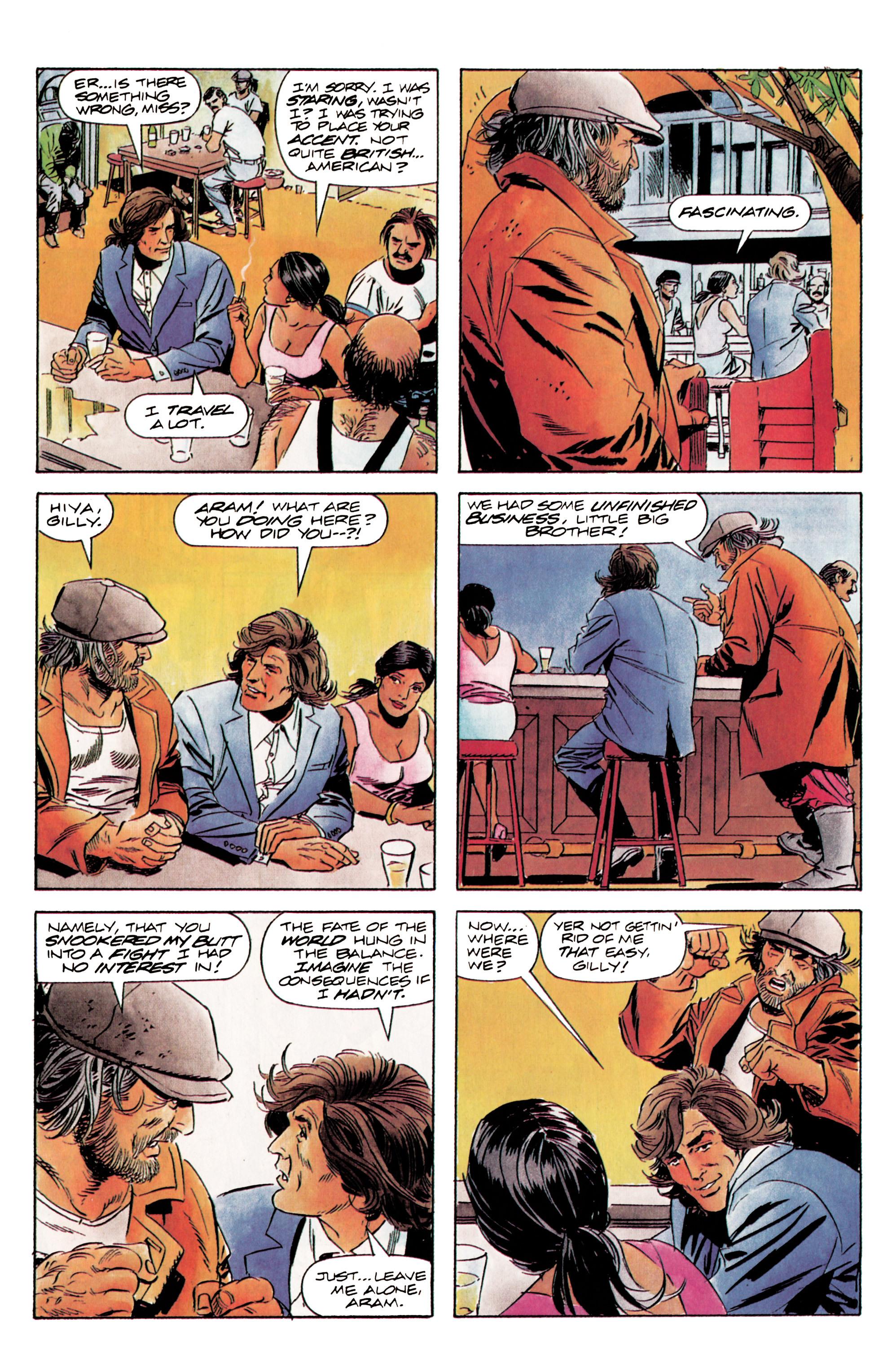 Read online Eternal Warrior (1992) comic -  Issue #3 - 16