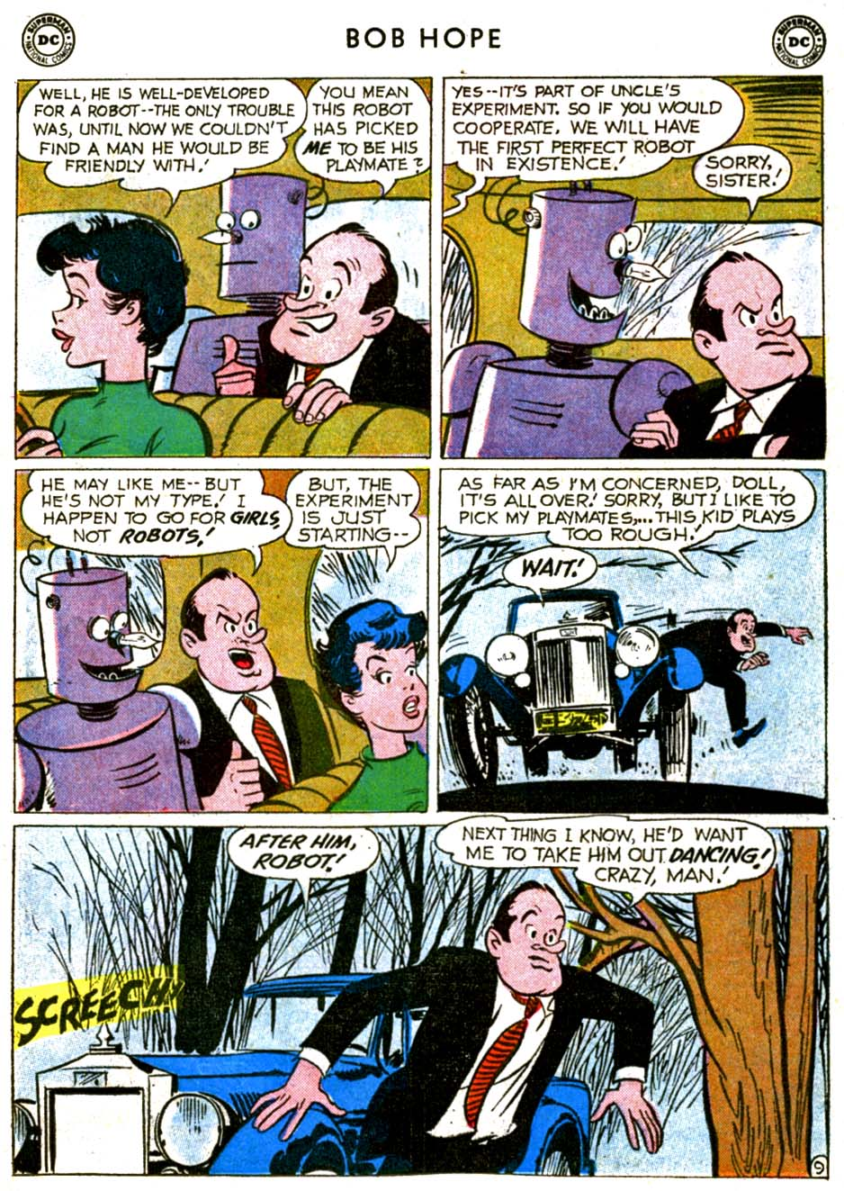 The Adventures of Bob Hope issue 68 - Page 11
