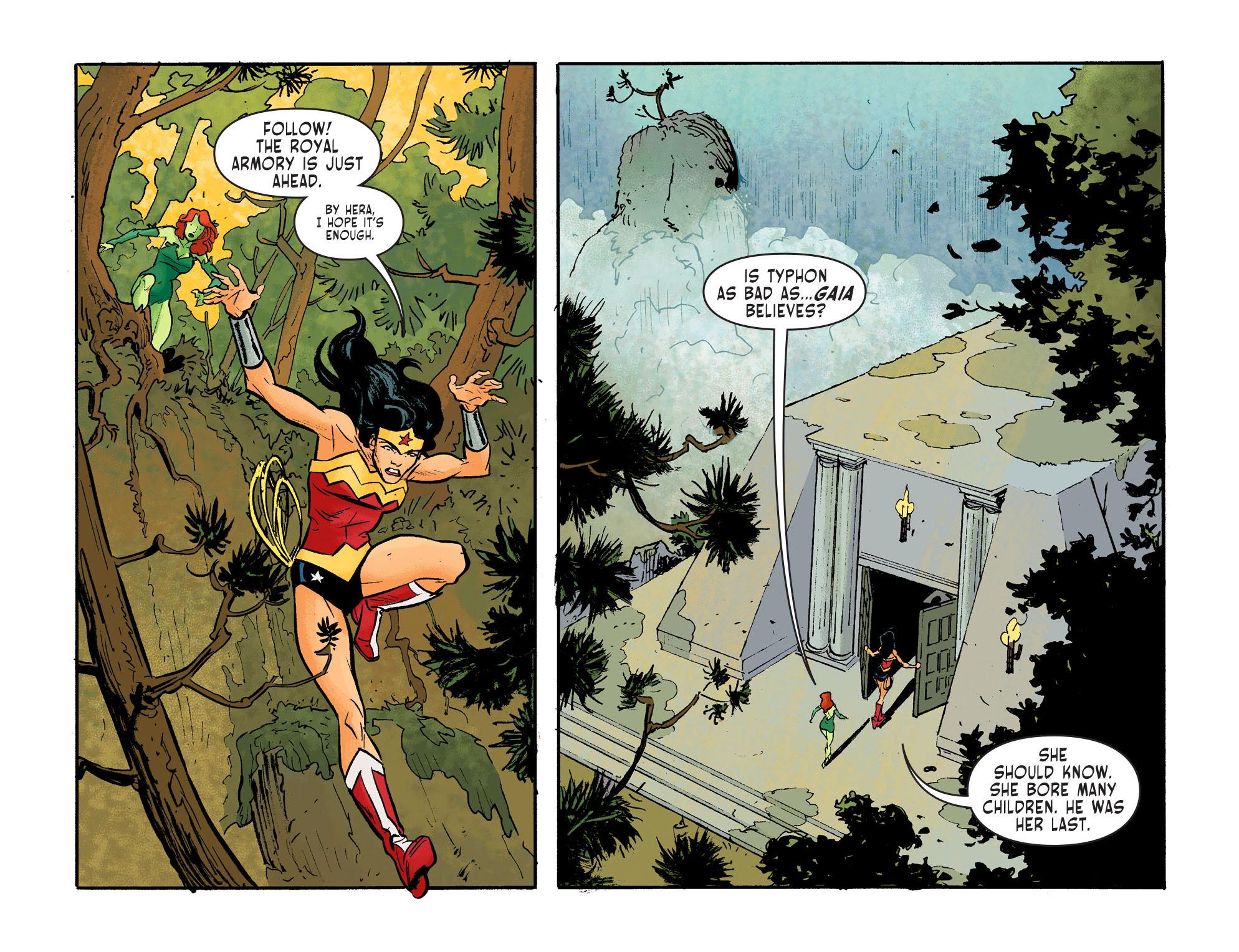 Read online Sensation Comics Featuring Wonder Woman comic -  Issue #31 - 18
