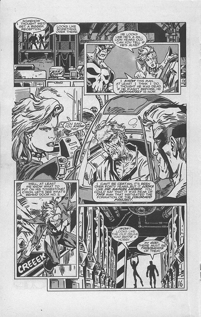 Femforce Issue #94 #94 - English 18
